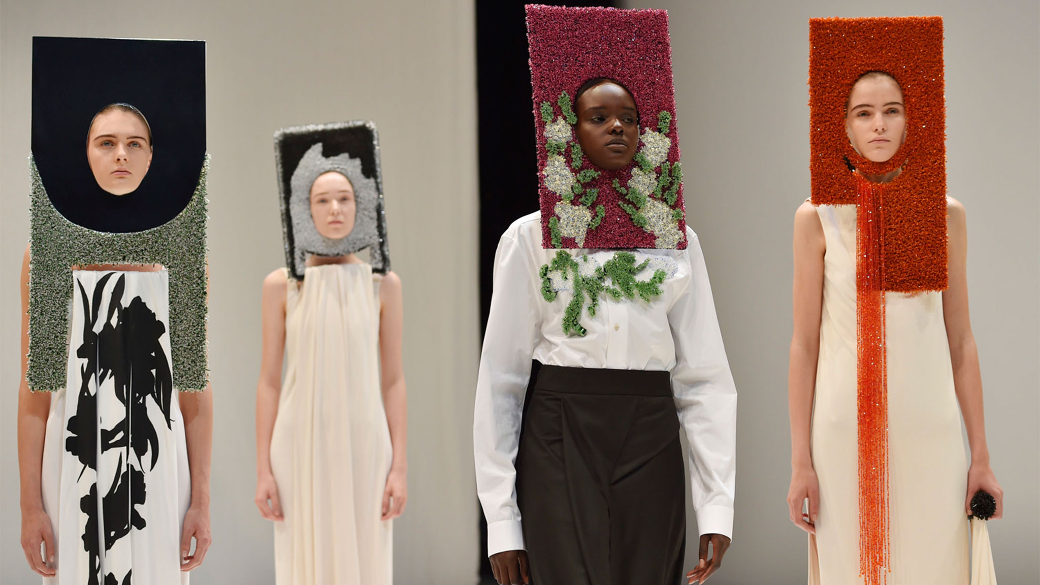 Slow down: Hussein Chalayan despairs of the digital age ...