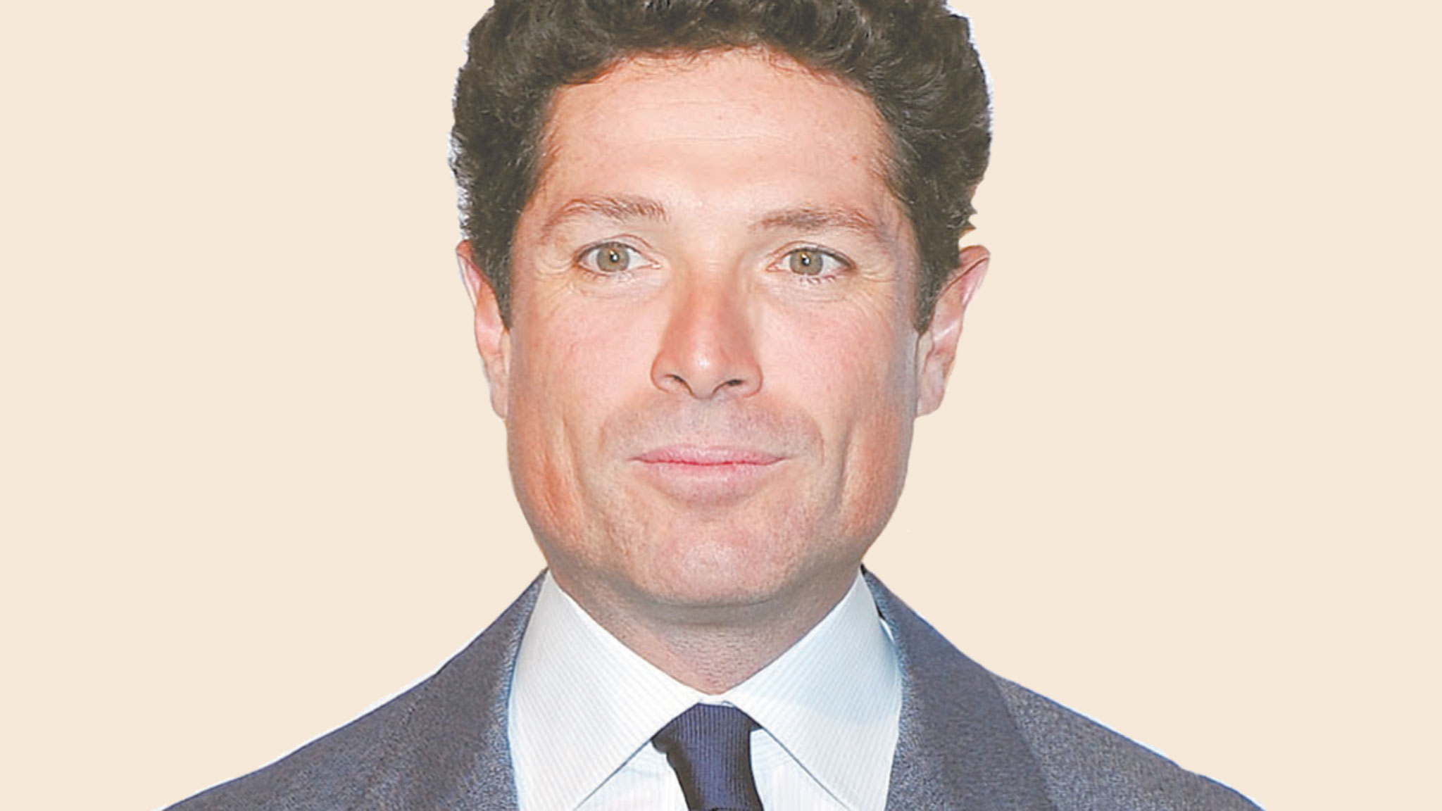 Matteo Marzotto reveals his plans to revitalise his country's gold industry