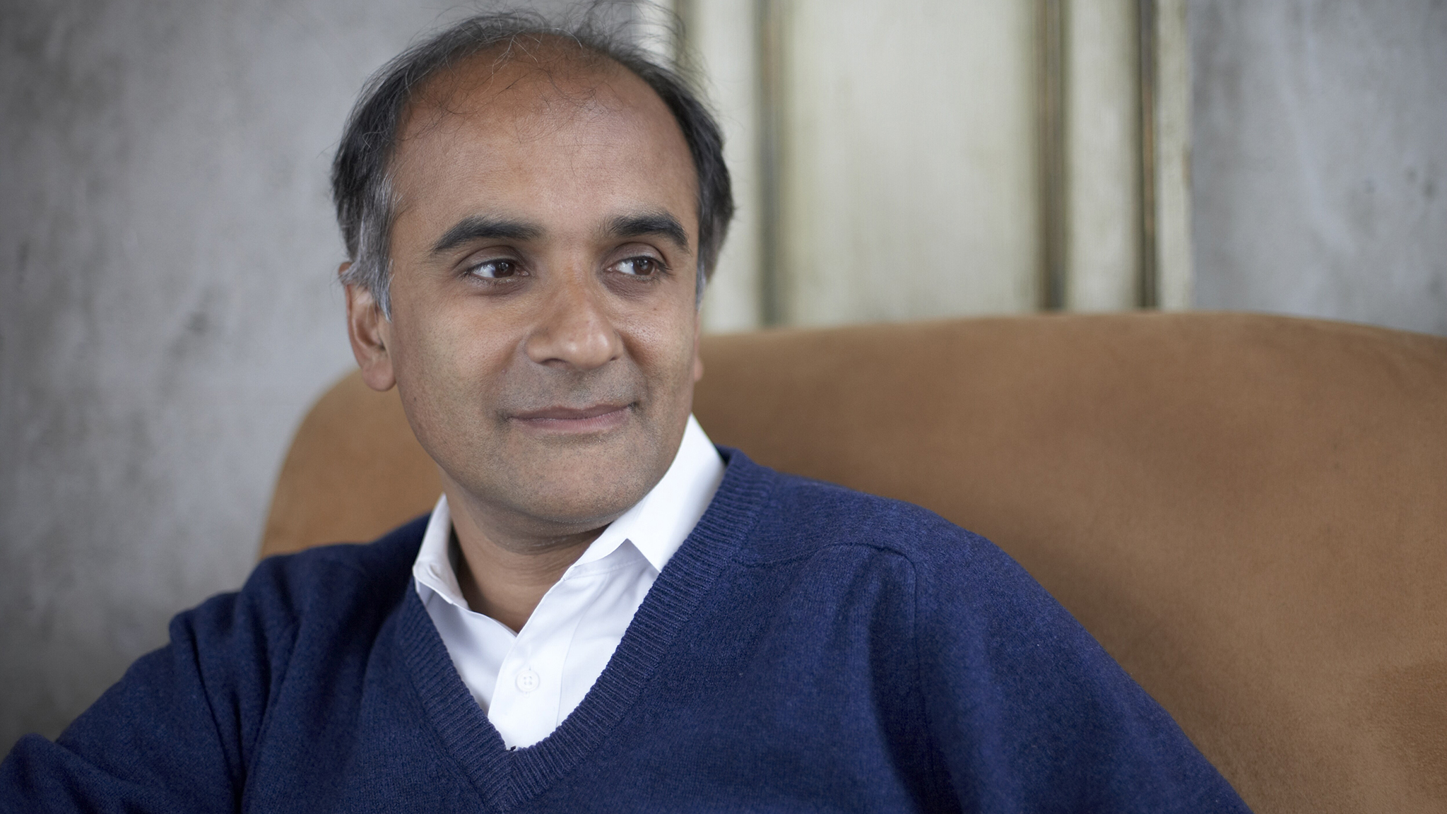 Writer Pico Iyer: 'I think I'd be quite unsettling to my younger self'