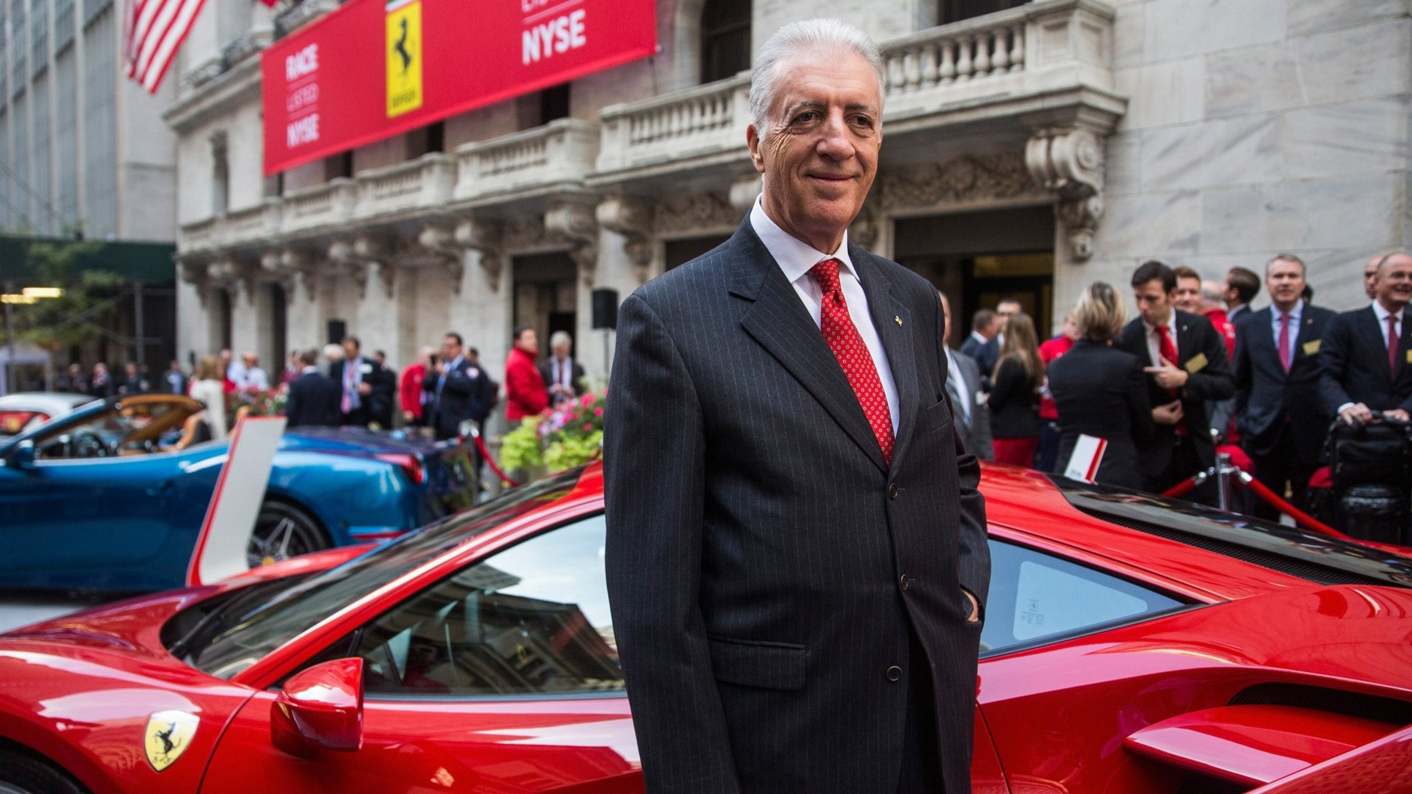Sole Bearer Of The Ferrari Name Vows To Uphold Its Values Financial Times