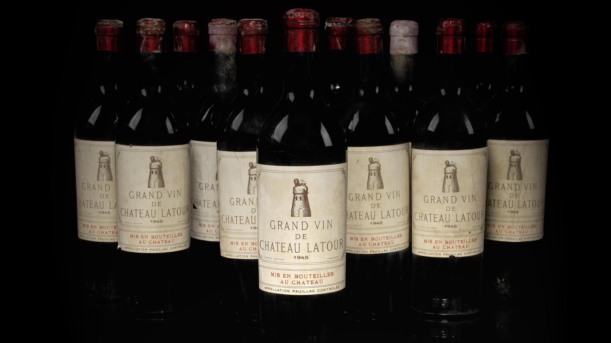 Bonhams Auction Signals Signs Of Recovery For Fine Wines