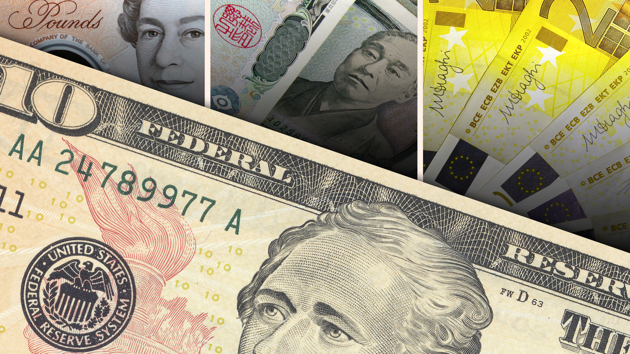 Dollar weakness driven by monetary policy after all