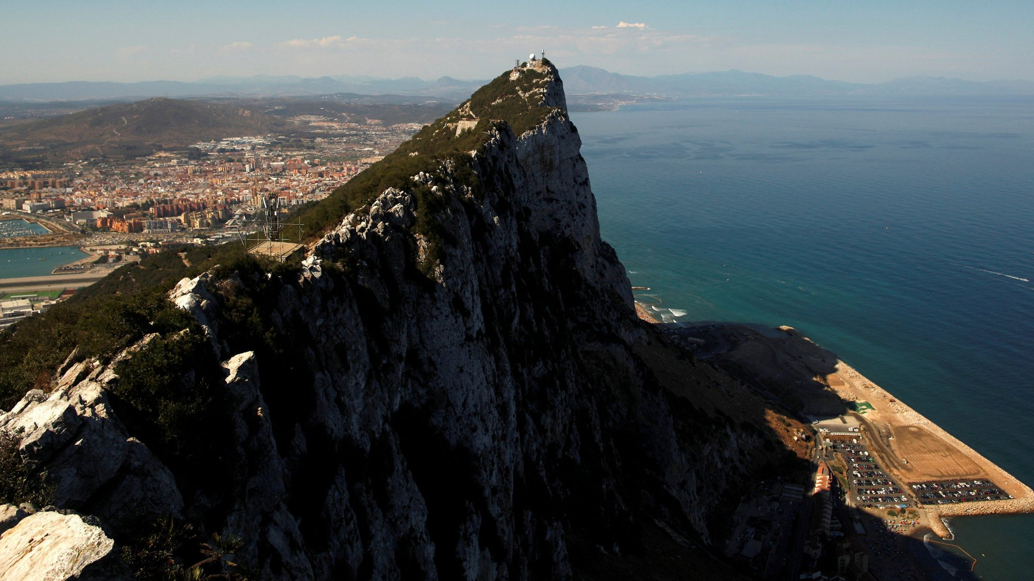 Gibraltar becomes latest sticking point in Brexit talks
