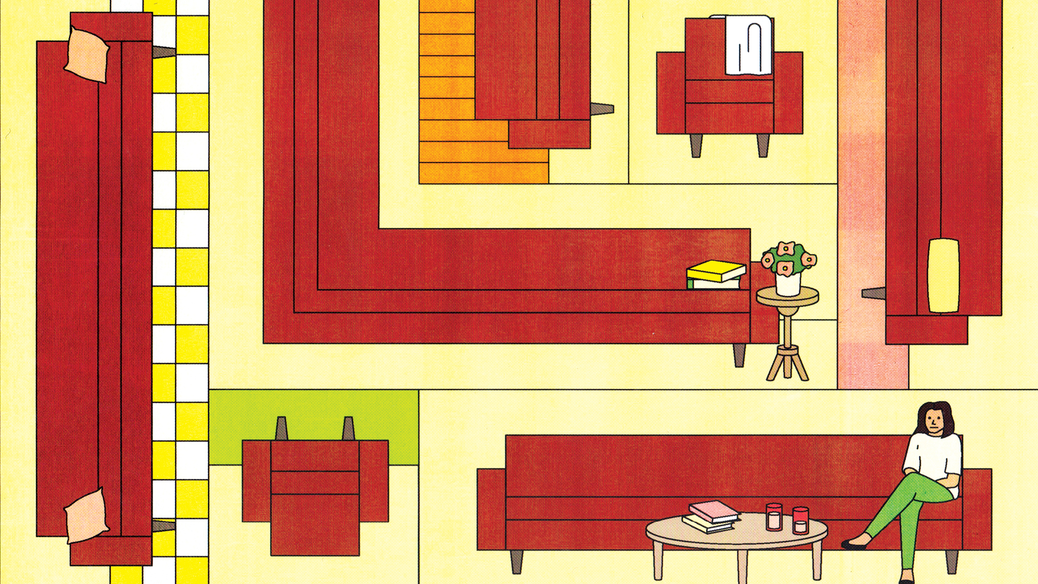 Generation Rent and the end of 'forever furniture' | Financial Times