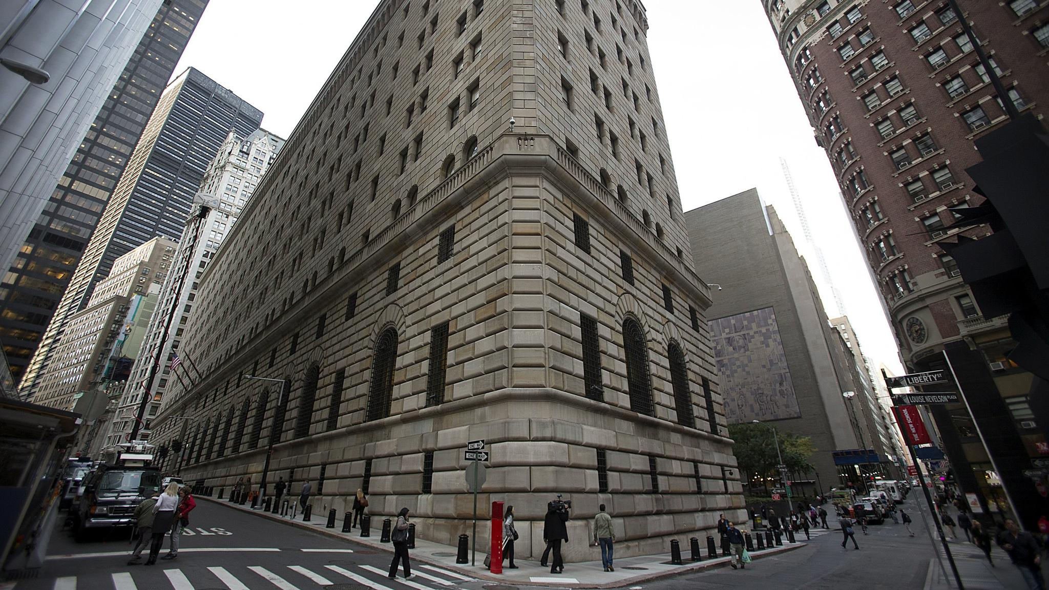 New York Federal Reserve Examined Forex Trade Benchmarks
