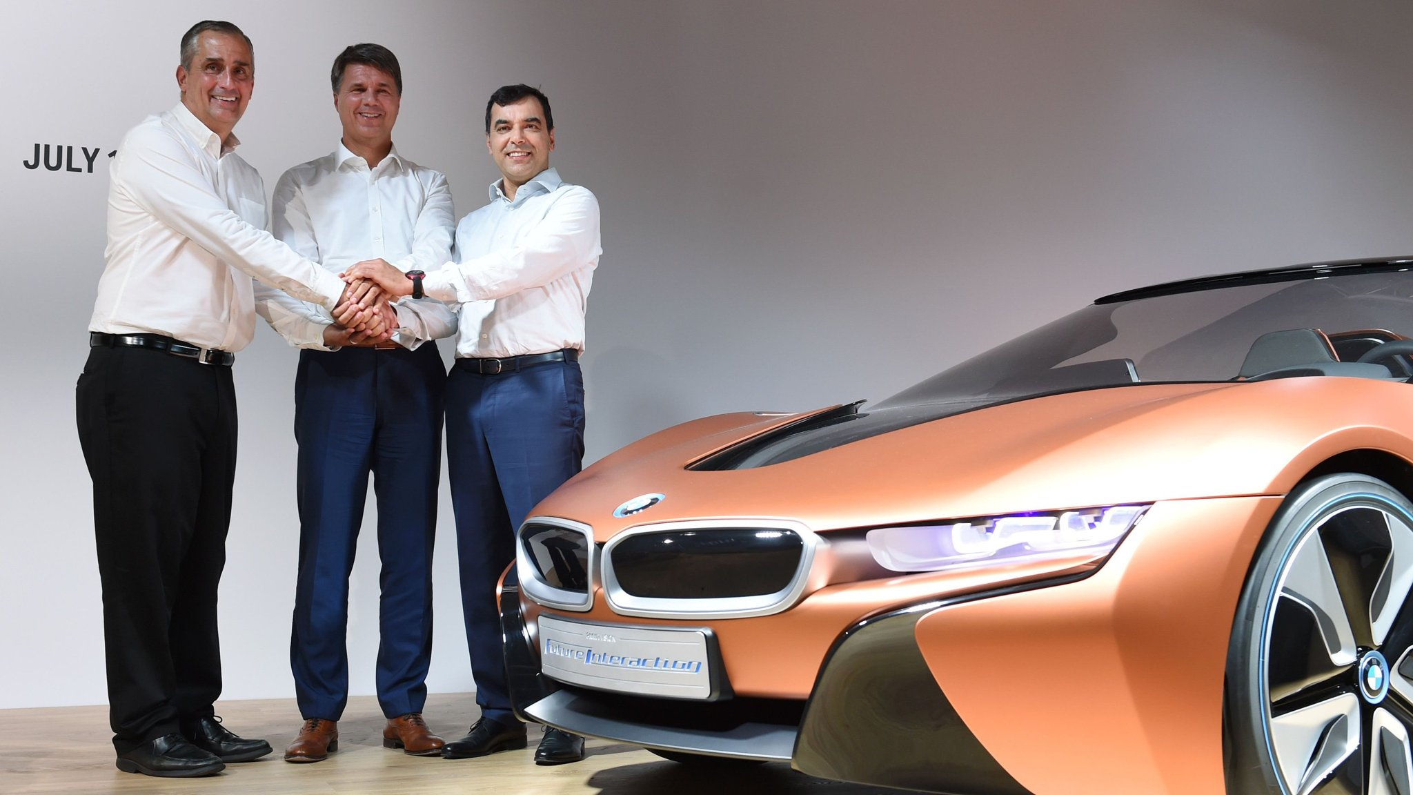 Bmw Sets 2021 Goal For Driverless Cars Financial Times