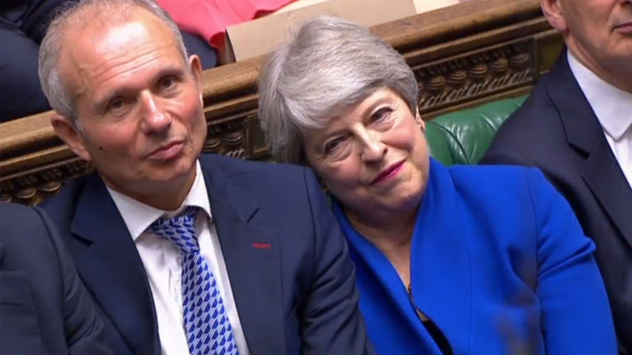 May defies expectations with long outgoing honours list