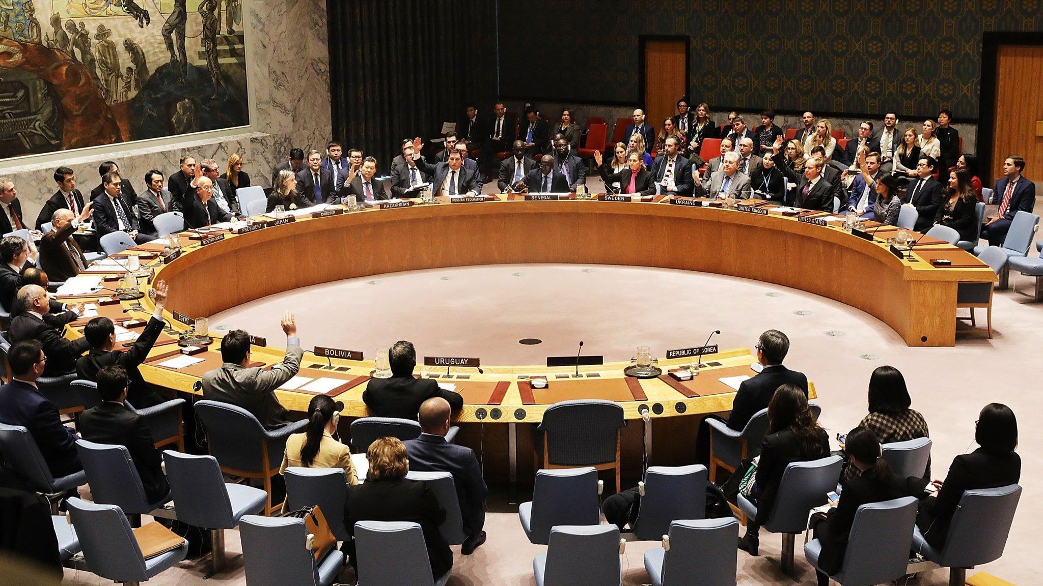 UN Security Council slaps fresh sanctions on North Korea