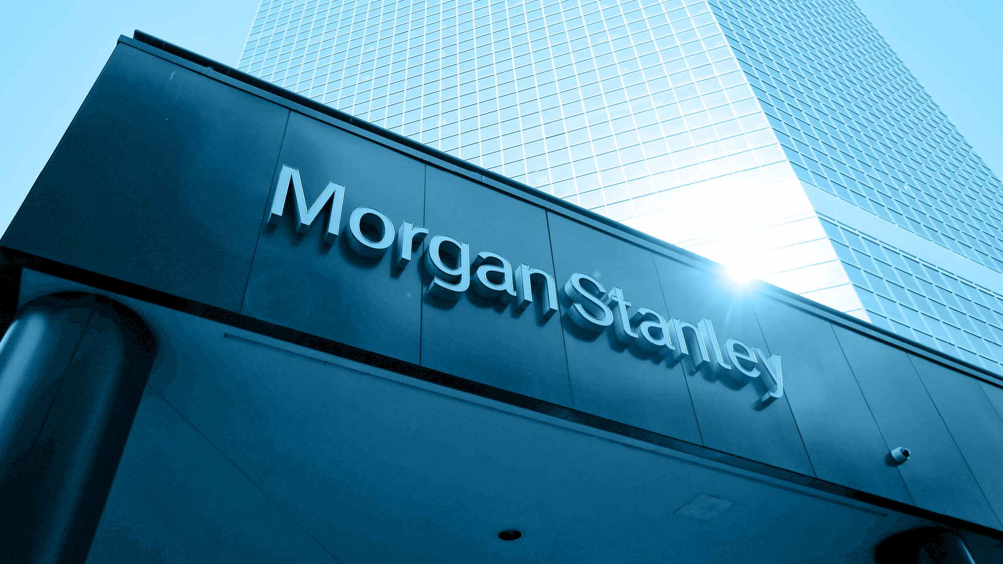 Morgan Stanley's rising star moves closer to top job