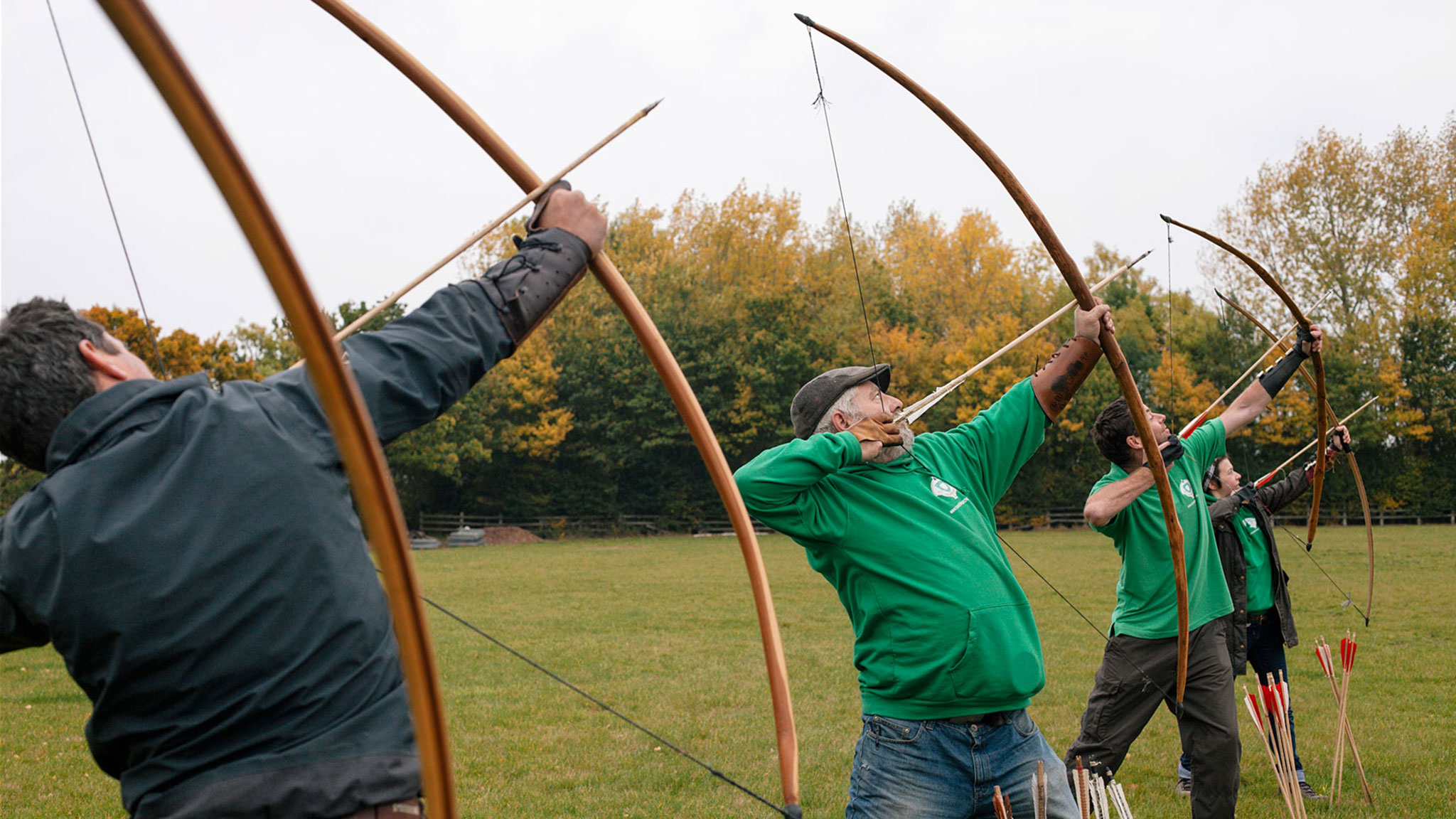 Ft Masterclass Making A Longbow Financial Times