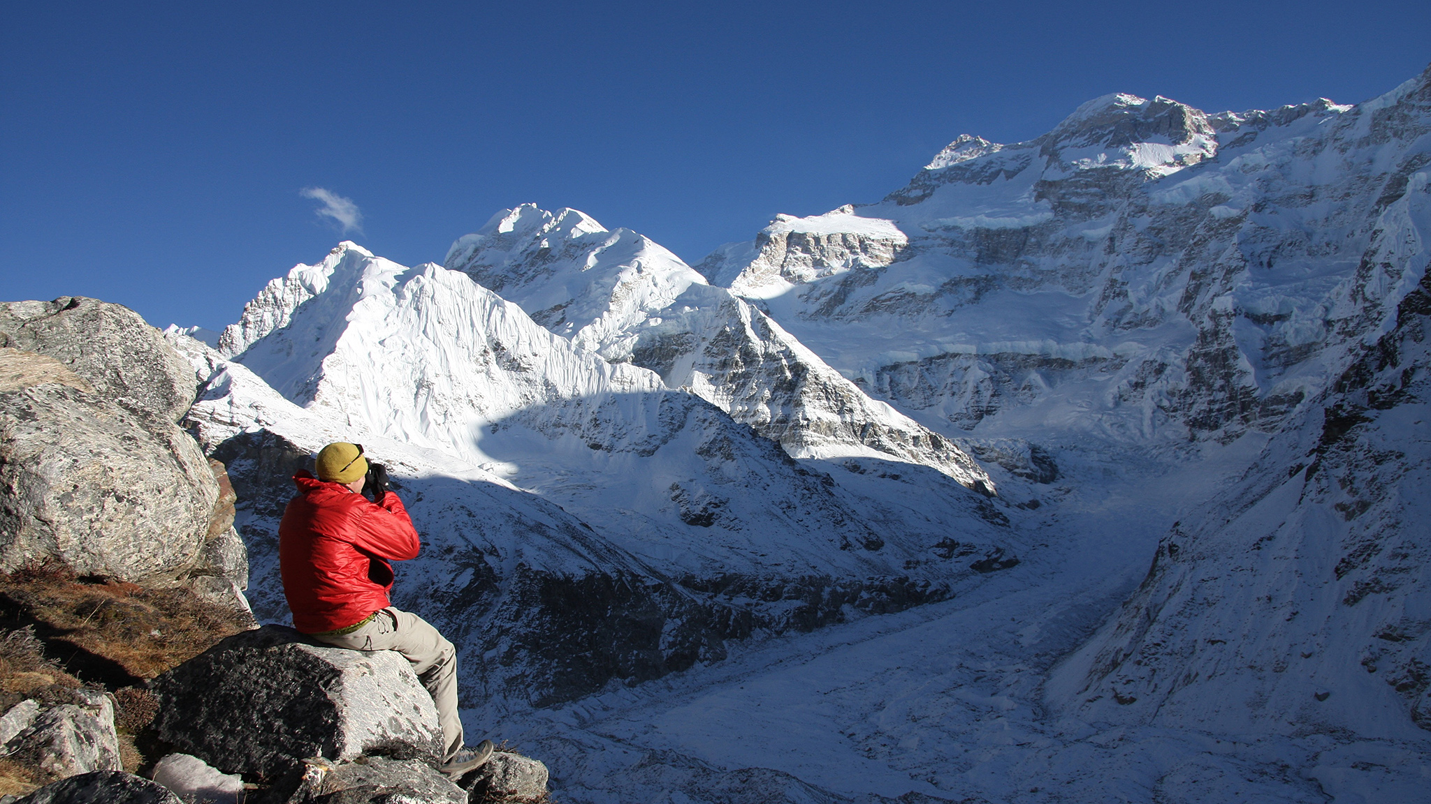 Onwards and upwards: what is attracting pensioners to scale the Himalayas?