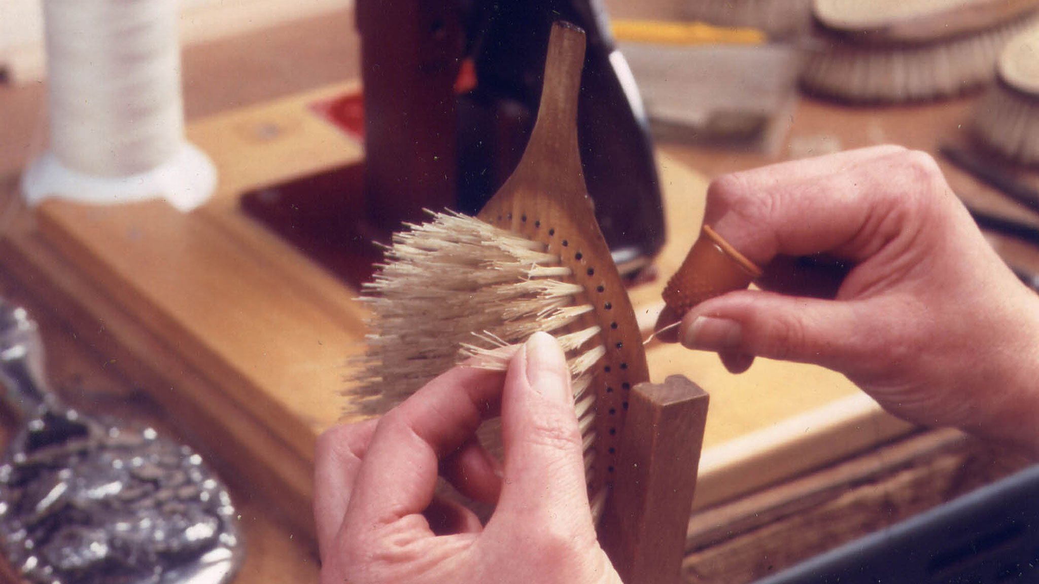 British brush maker undergoes an old-age growth spurt