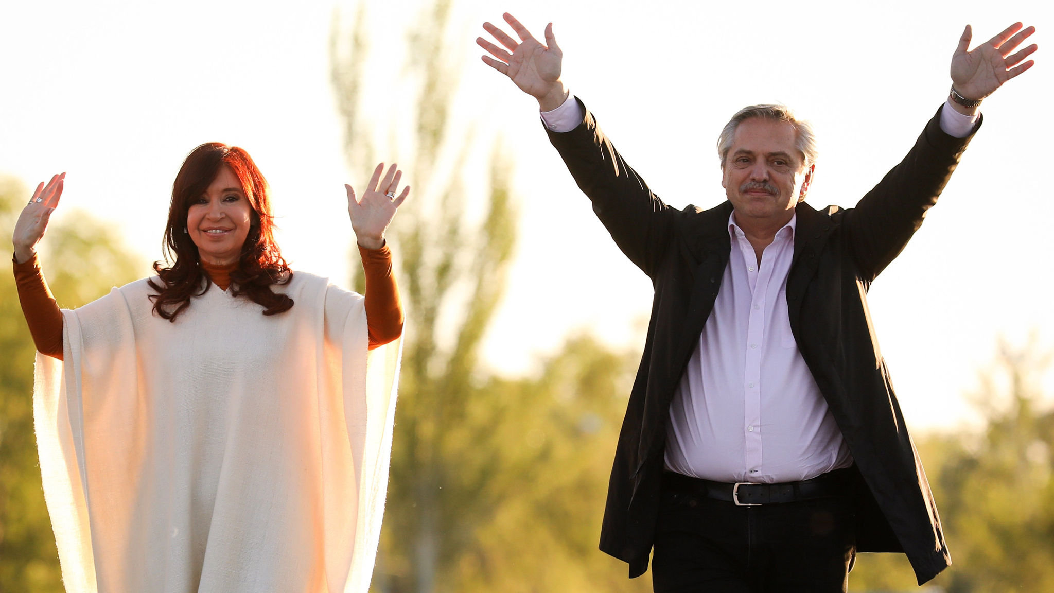 Argentina election: is the country safe in the Peronists' hands?
