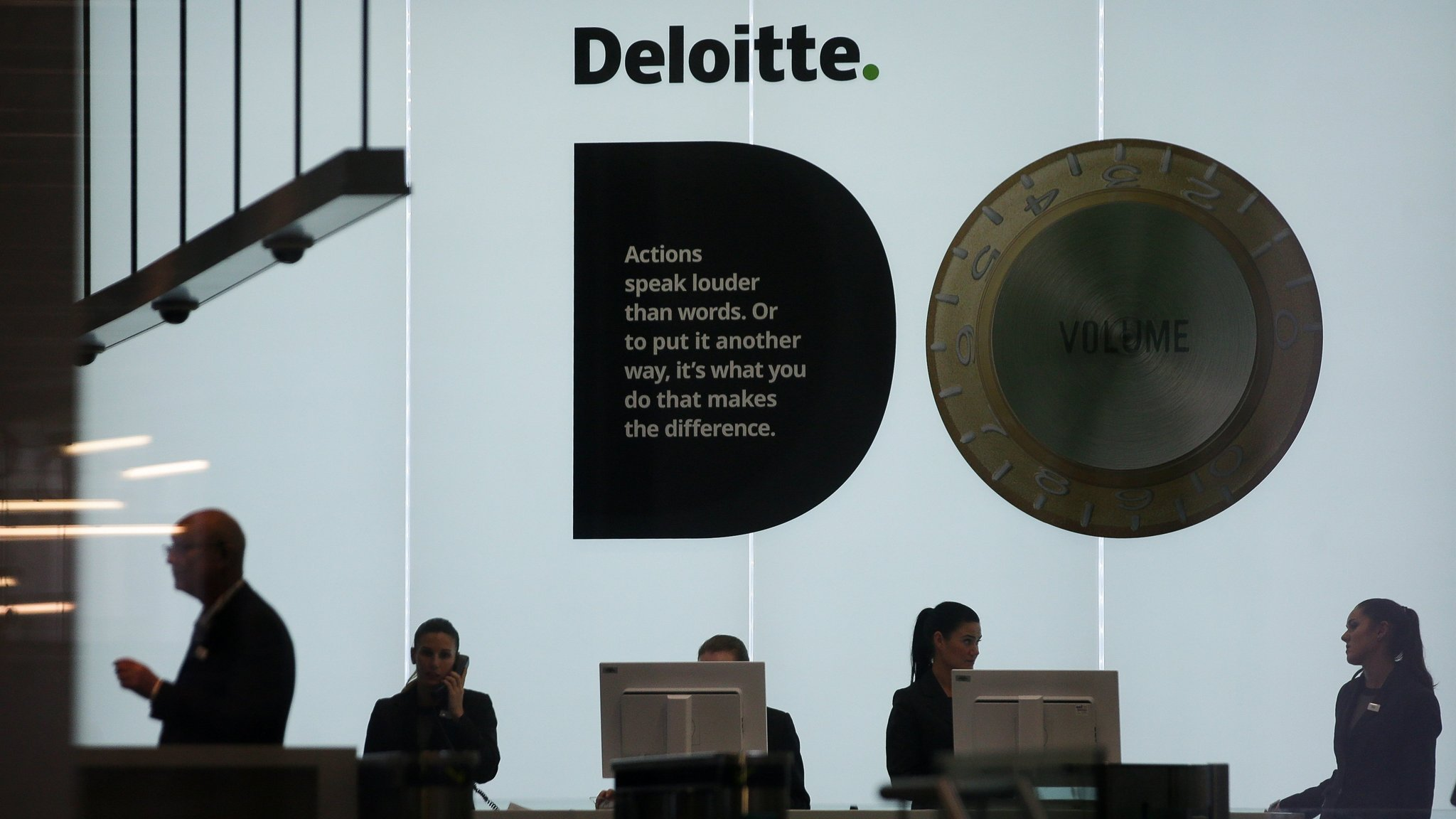 Deloitte has fired 20 UK partners for inappropriate