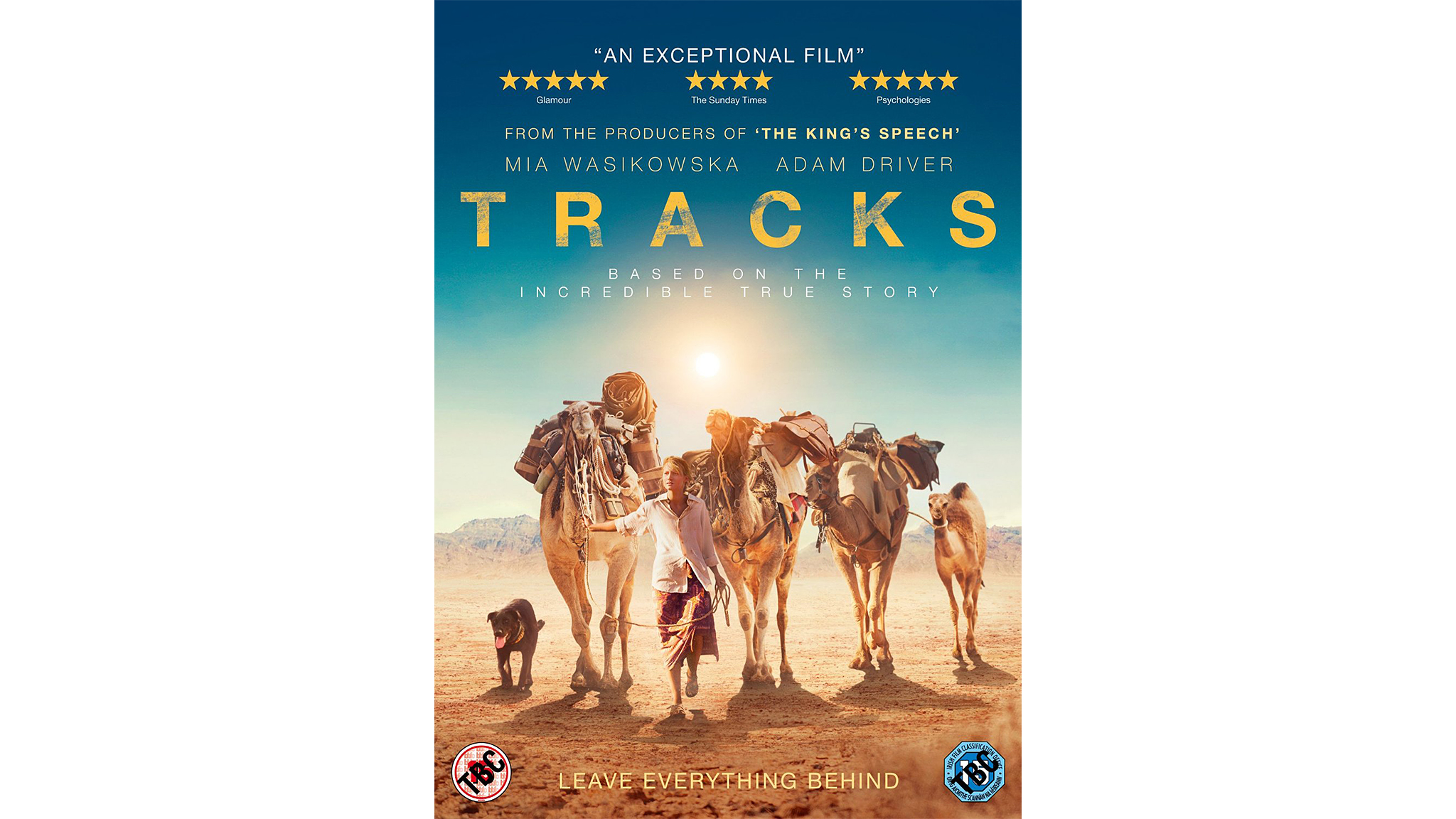 Tracks – DVD review   Financial Times