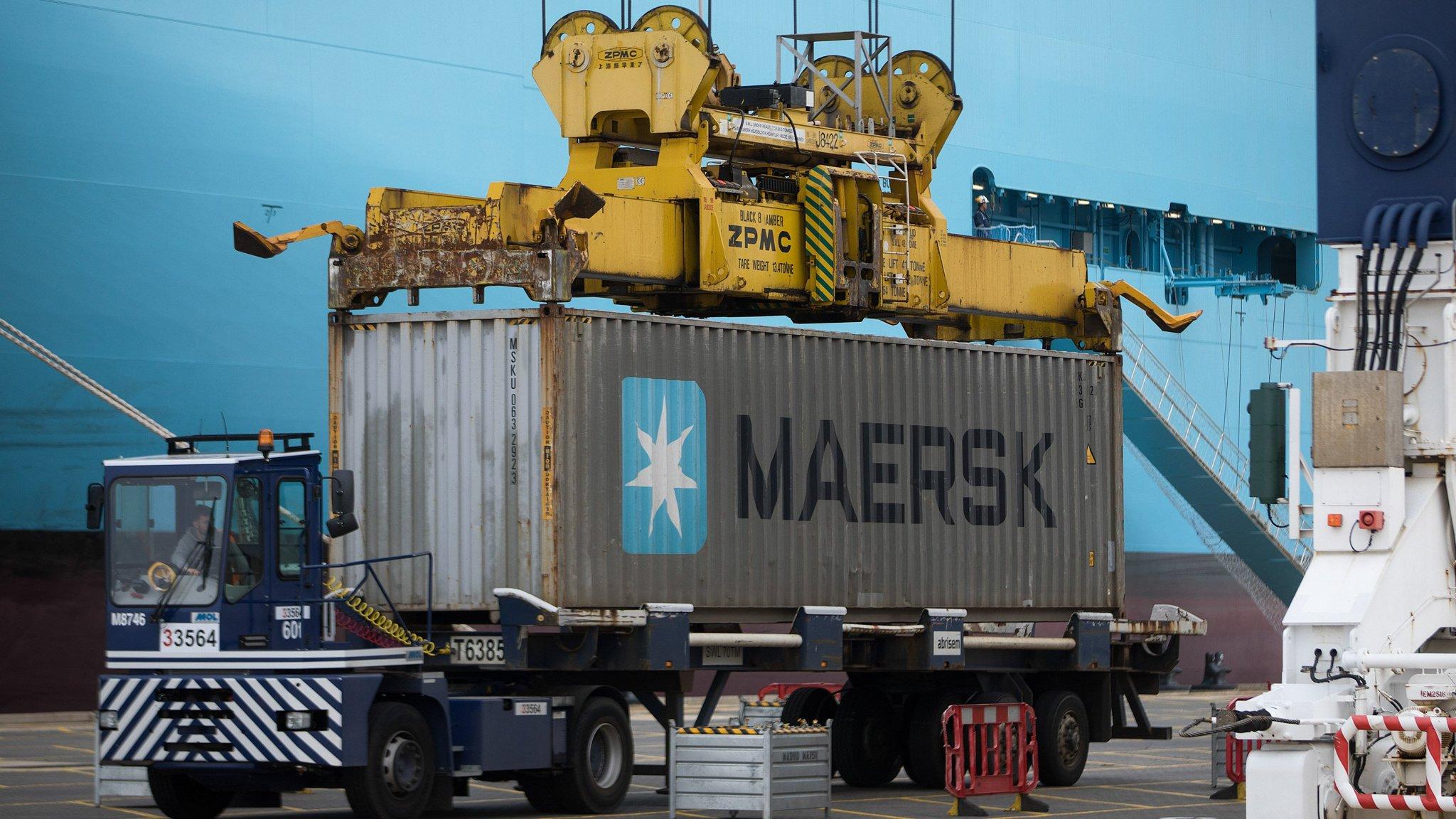 AP Moller-Maersk sells oil tanker business | Financial Times