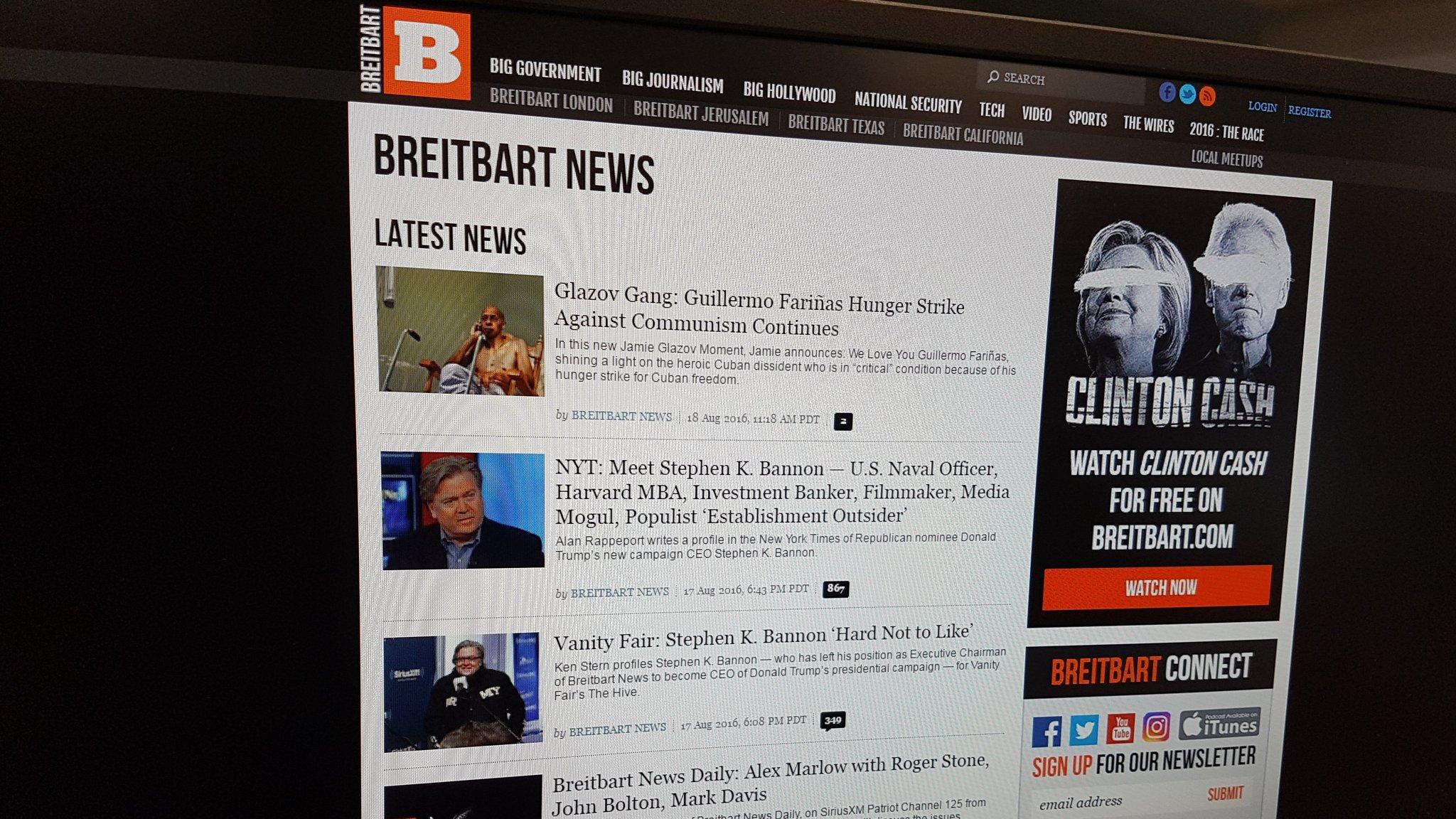 Alt-news sites face post-election identity crisis