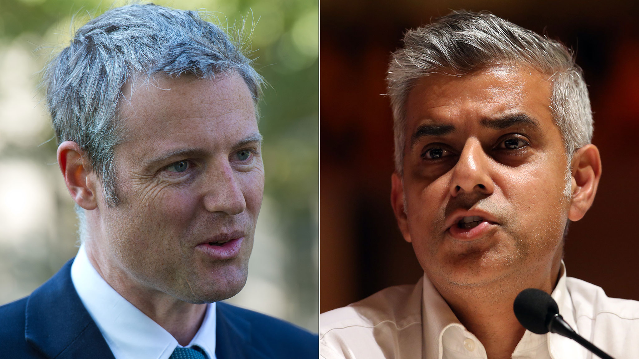 Contrast between London mayoral candidates could not be greater