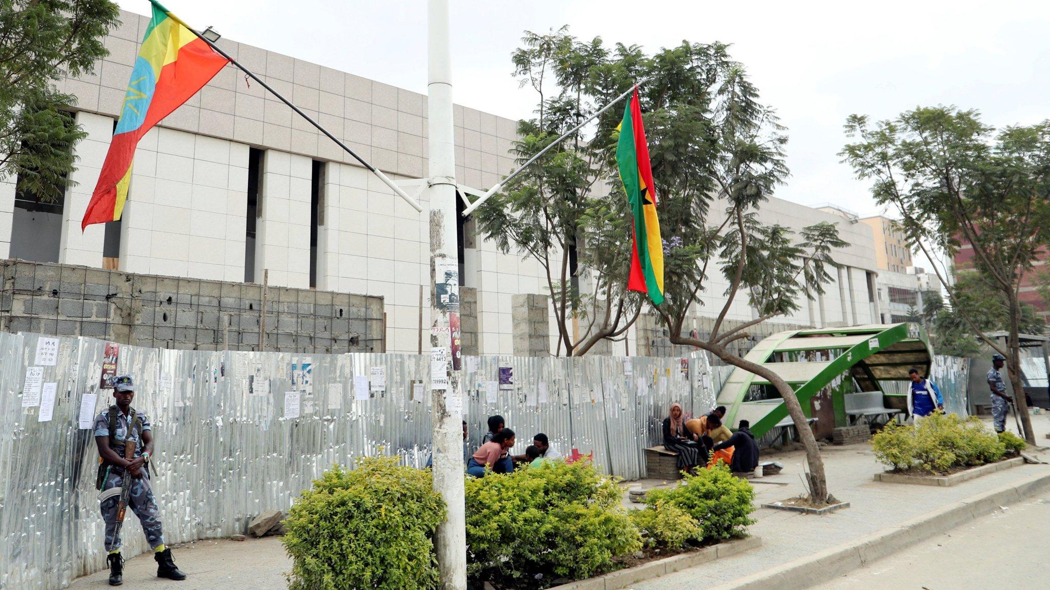 Ethiopia arrests senior officials in corruption crackdown