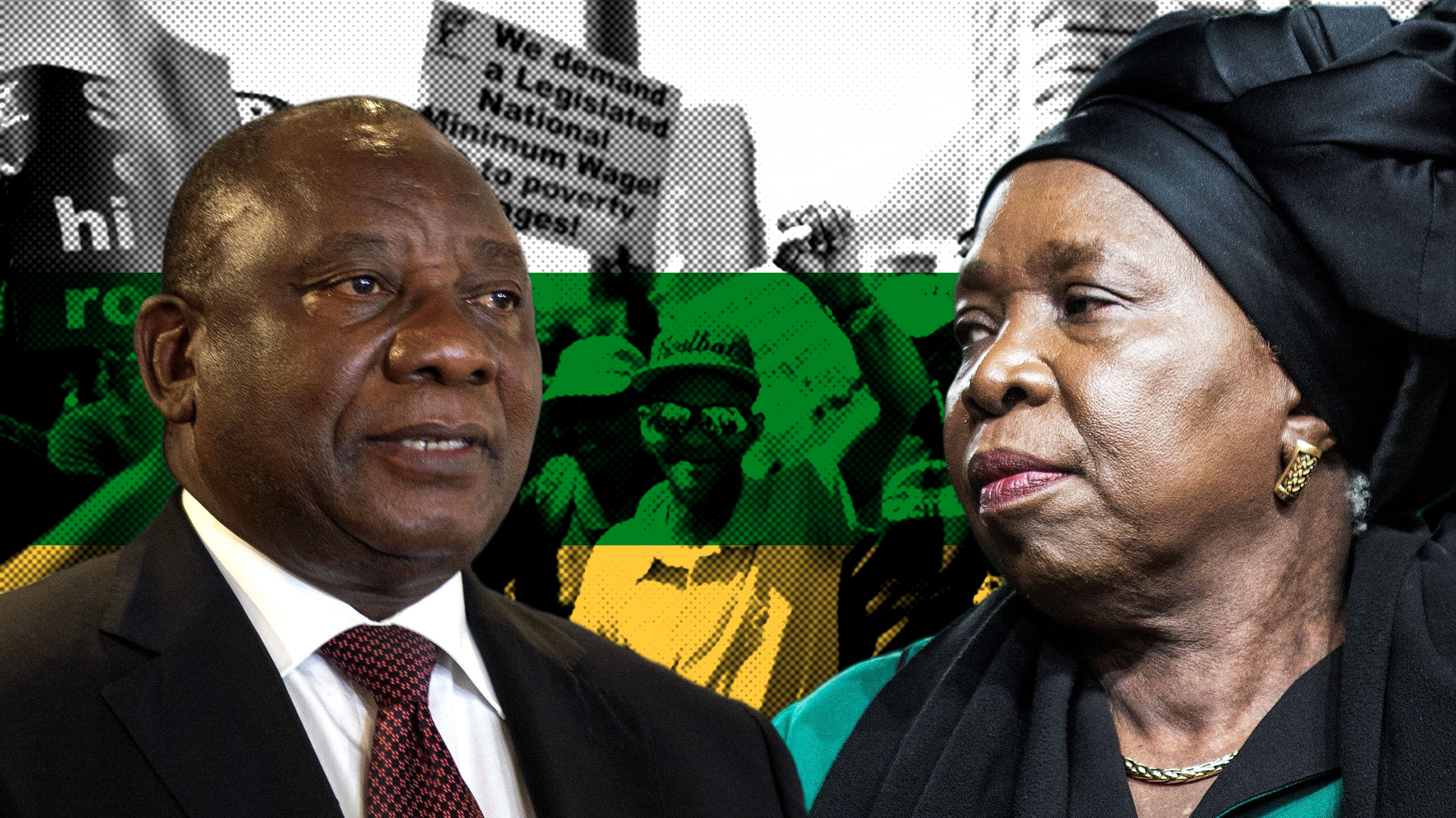 The Zuma years: the fall from grace of South Africa's ANC