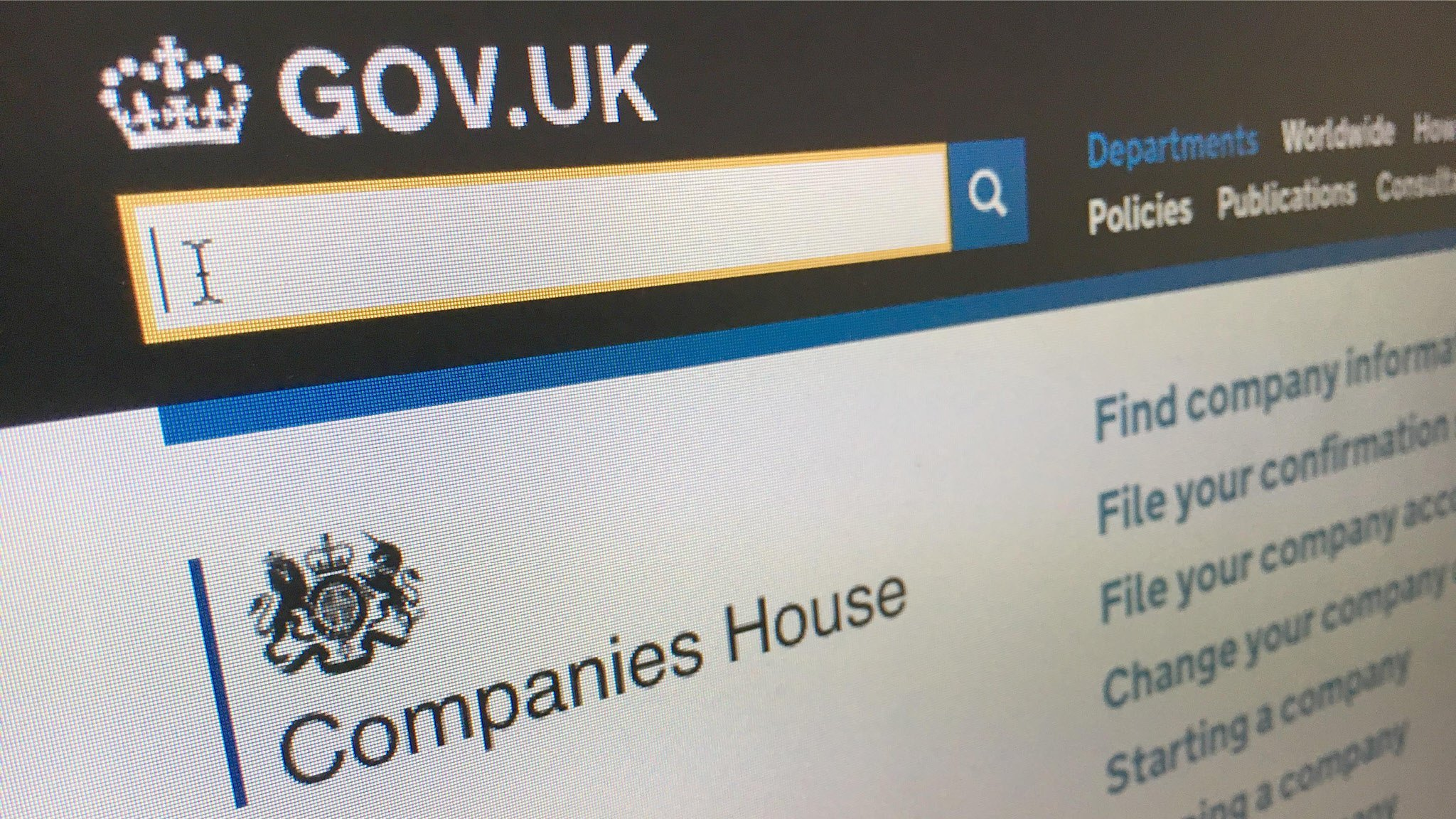 Fraudsters target UK directors through Companies House