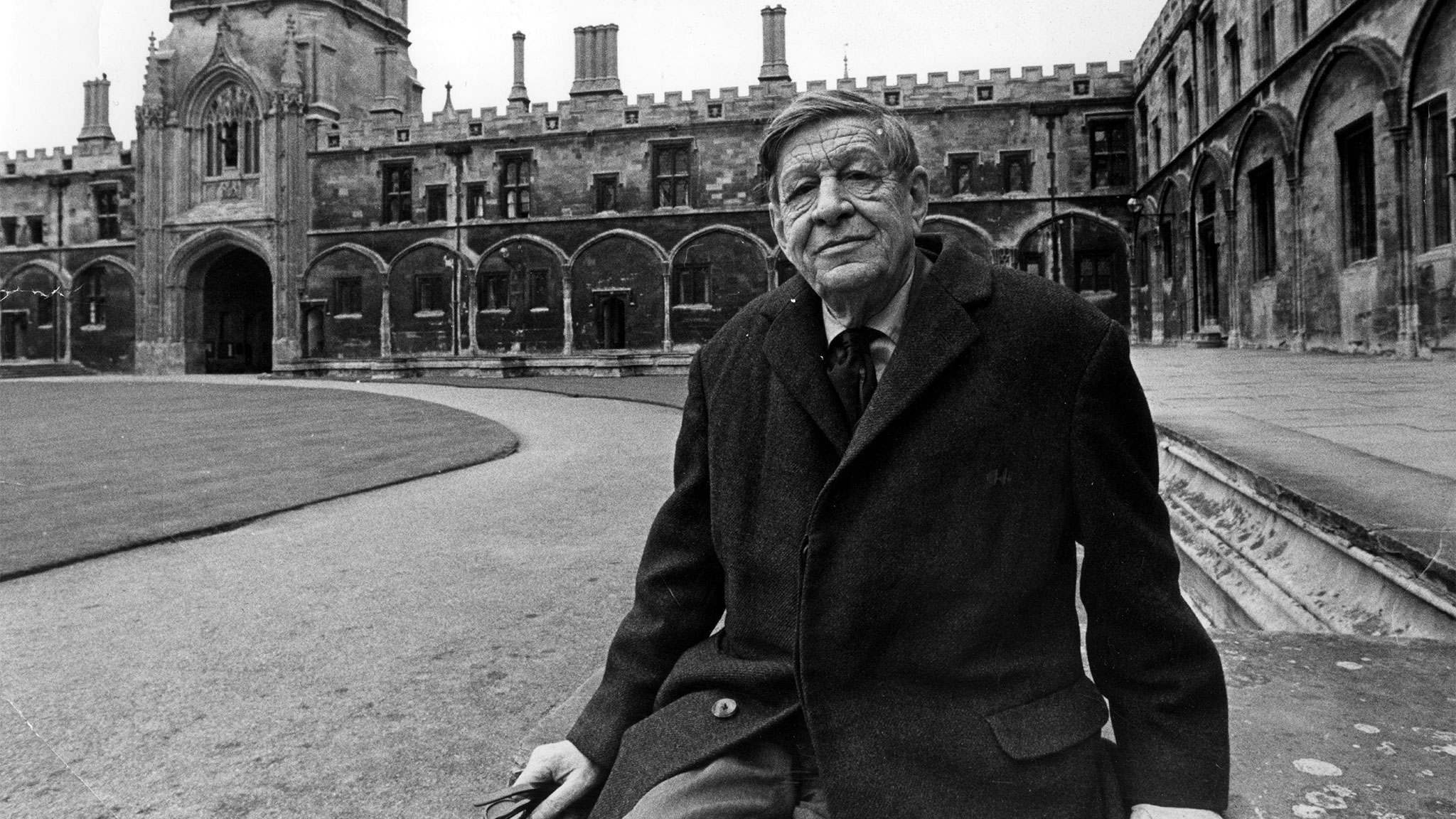 What Wh Auden Can Teach Us In Times Of Crisis