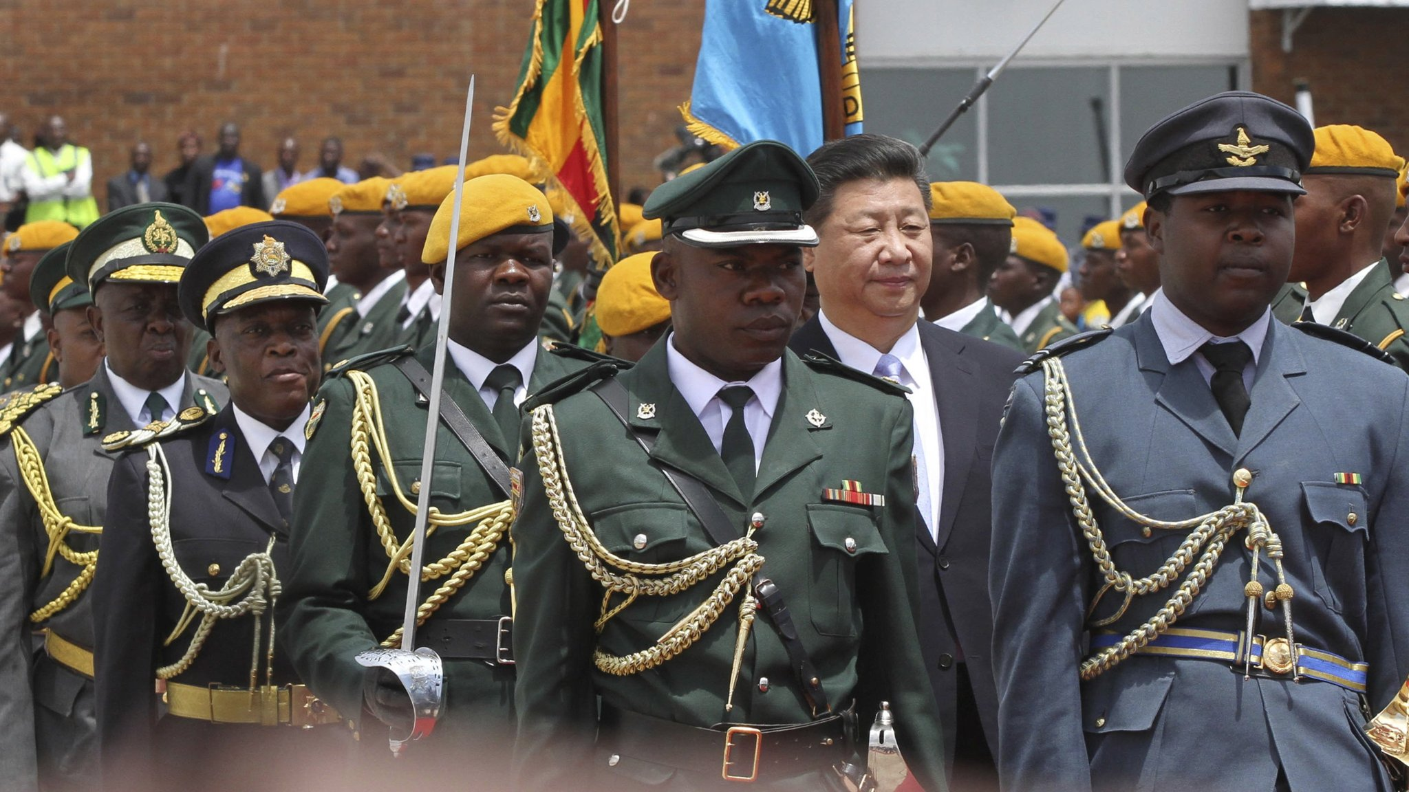 Zimbabwe crisis turns spotlight on China's role in Africa