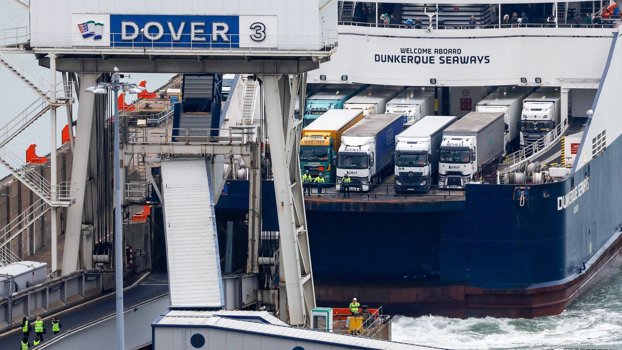 Girteka Logistics targets post-Brexit expansion into UK
