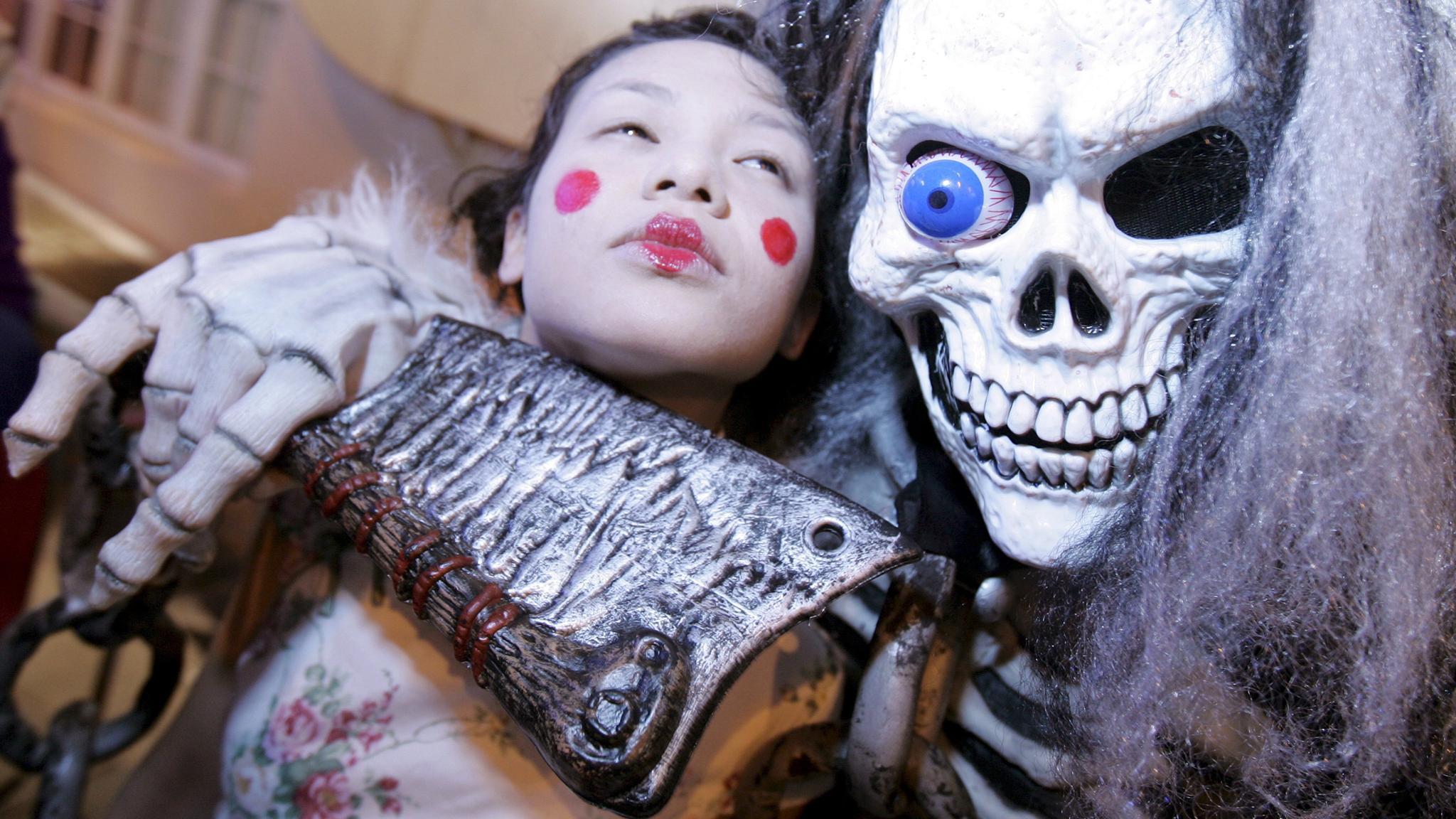 When Is Halloween 2020 Celebrated In Beijing Beijing subway bans Halloween costumes | Financial Times