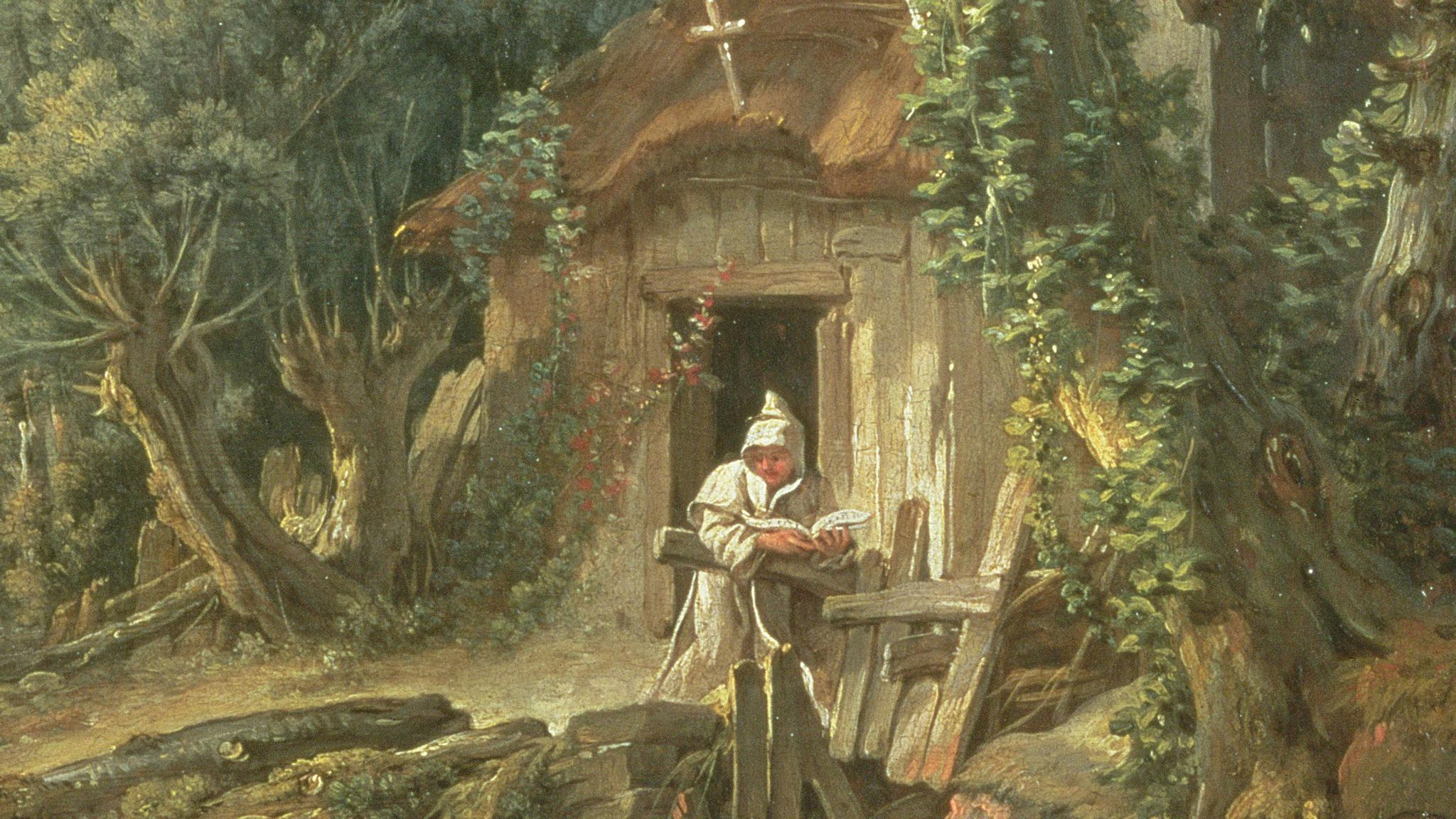 why a hermit can be the perfect garden ornament financial times rh ft com
