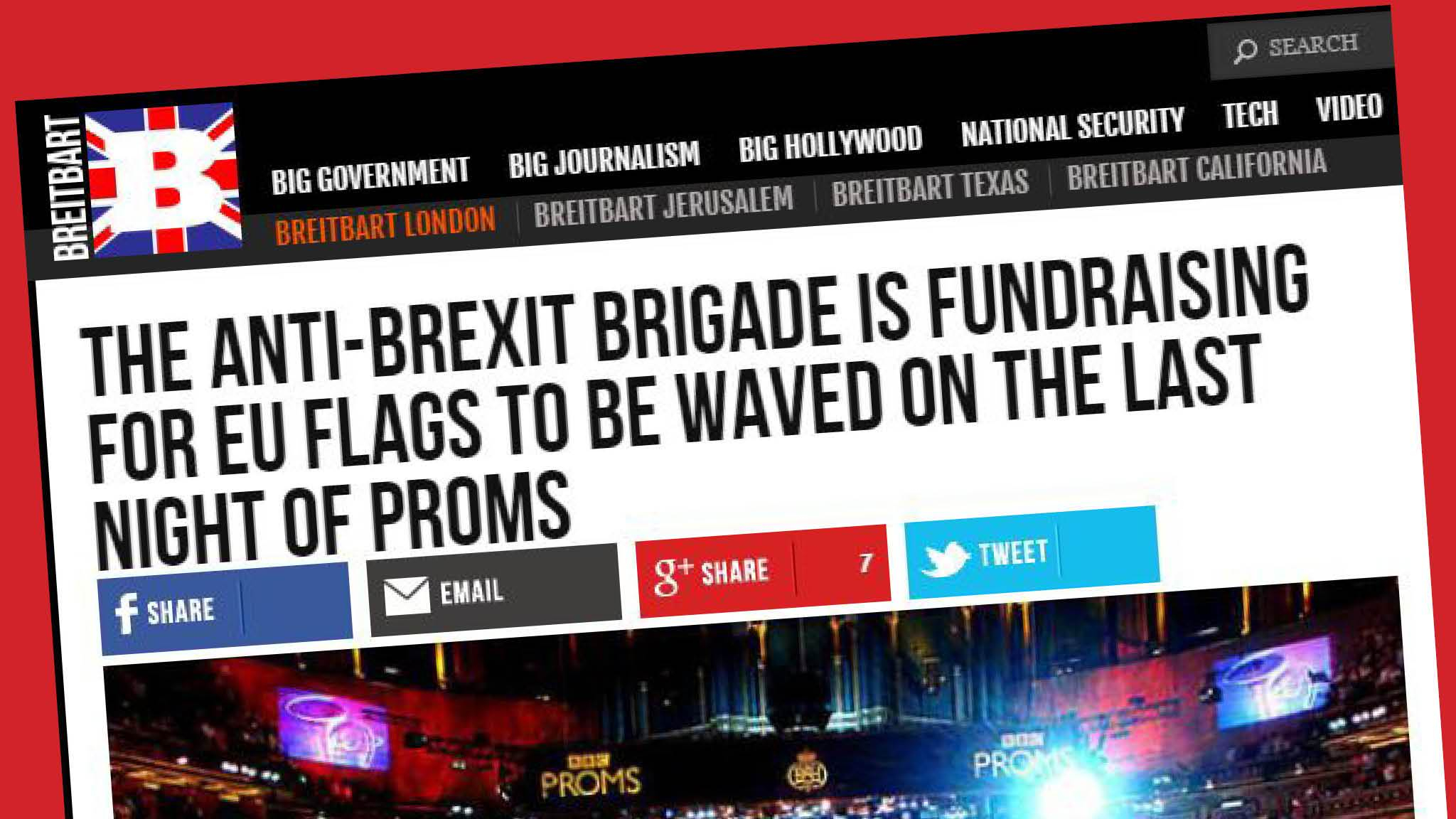 Breitbart News grows rapidly to tap European rightwing anger