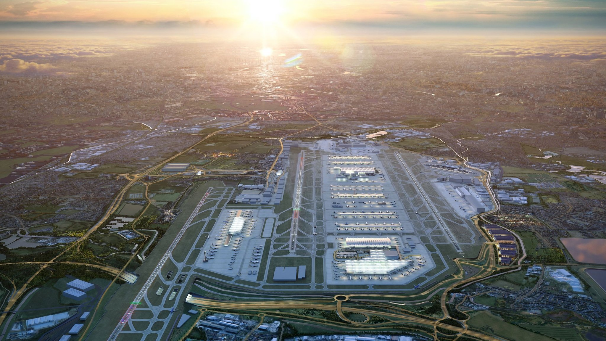 Heathrow plans to increase third runway costs before