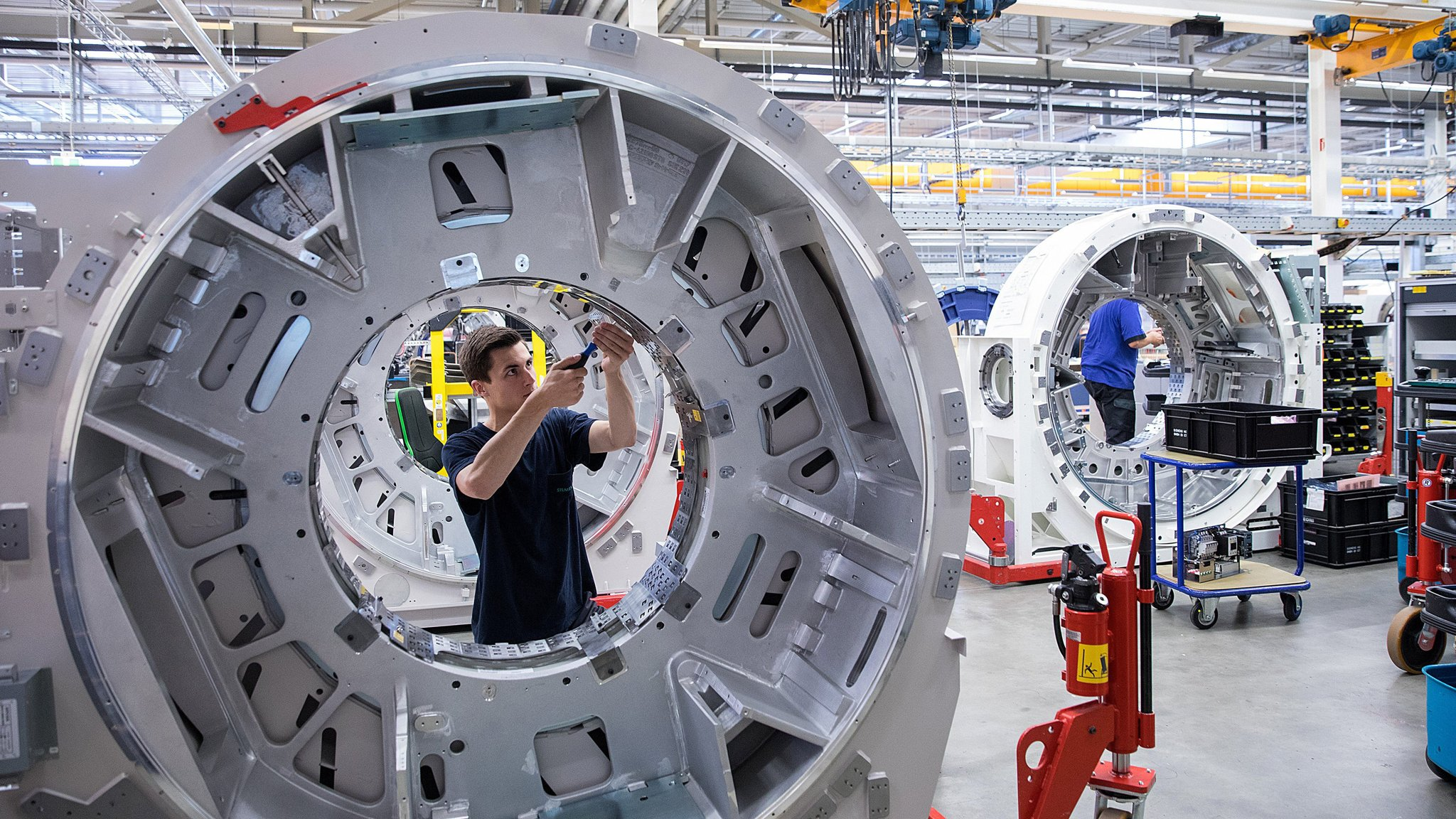 Siemens' unit to be Germany's largest IPO since 1996