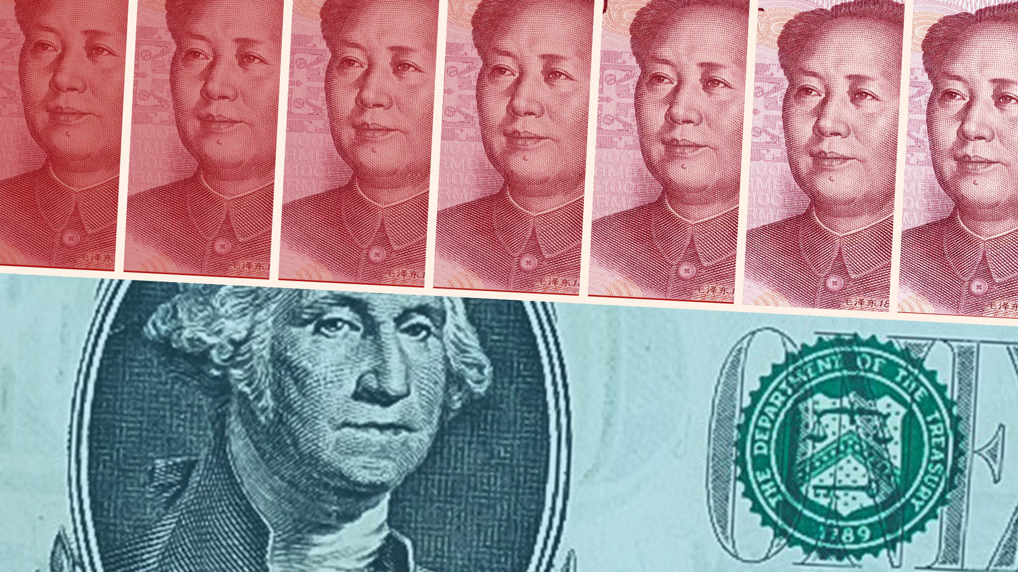 Stubbornly strong dollar prompts talk of US attack on renminbi