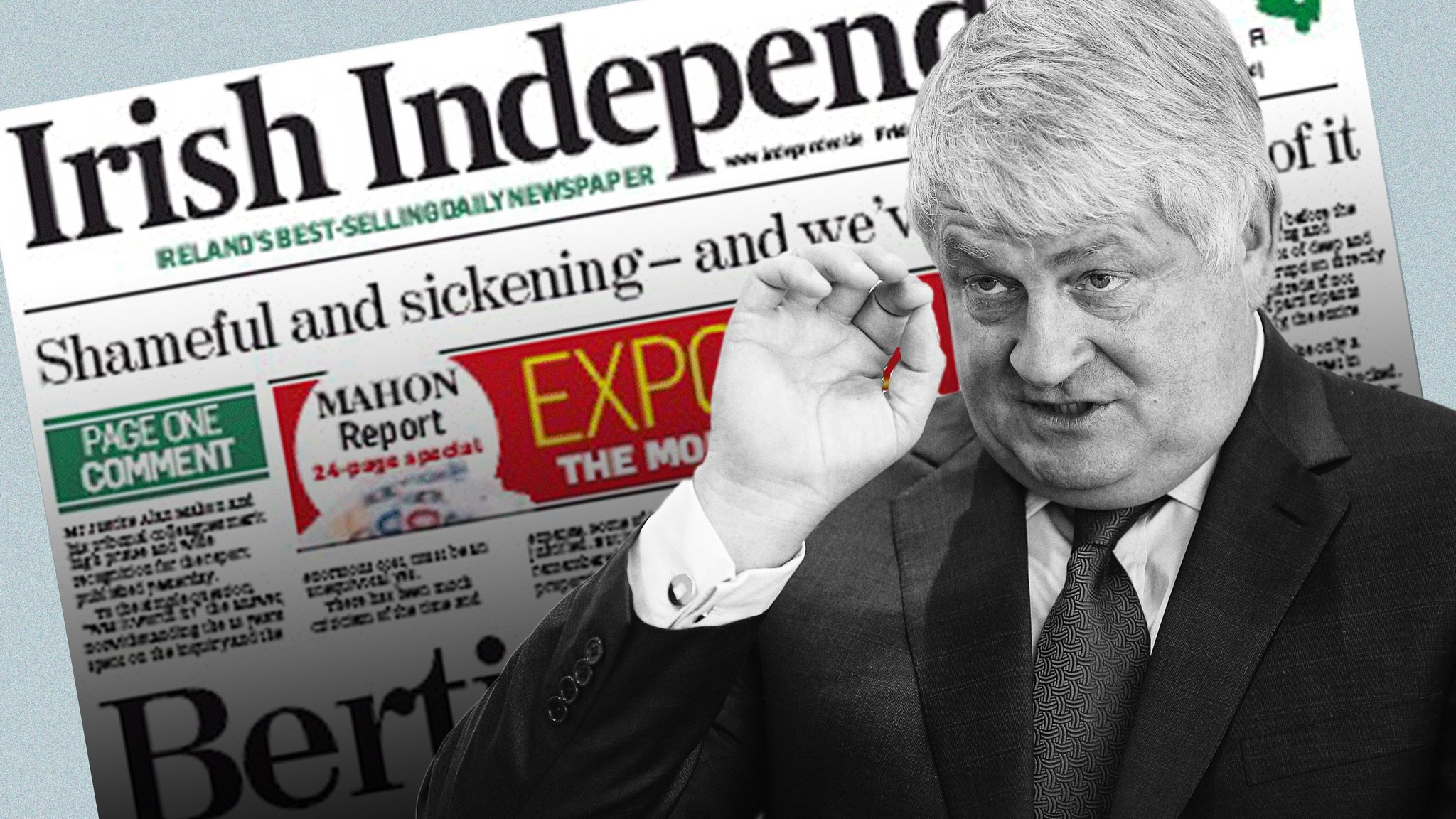 Troubles at Irish news group put spotlight on Denis O'Brien