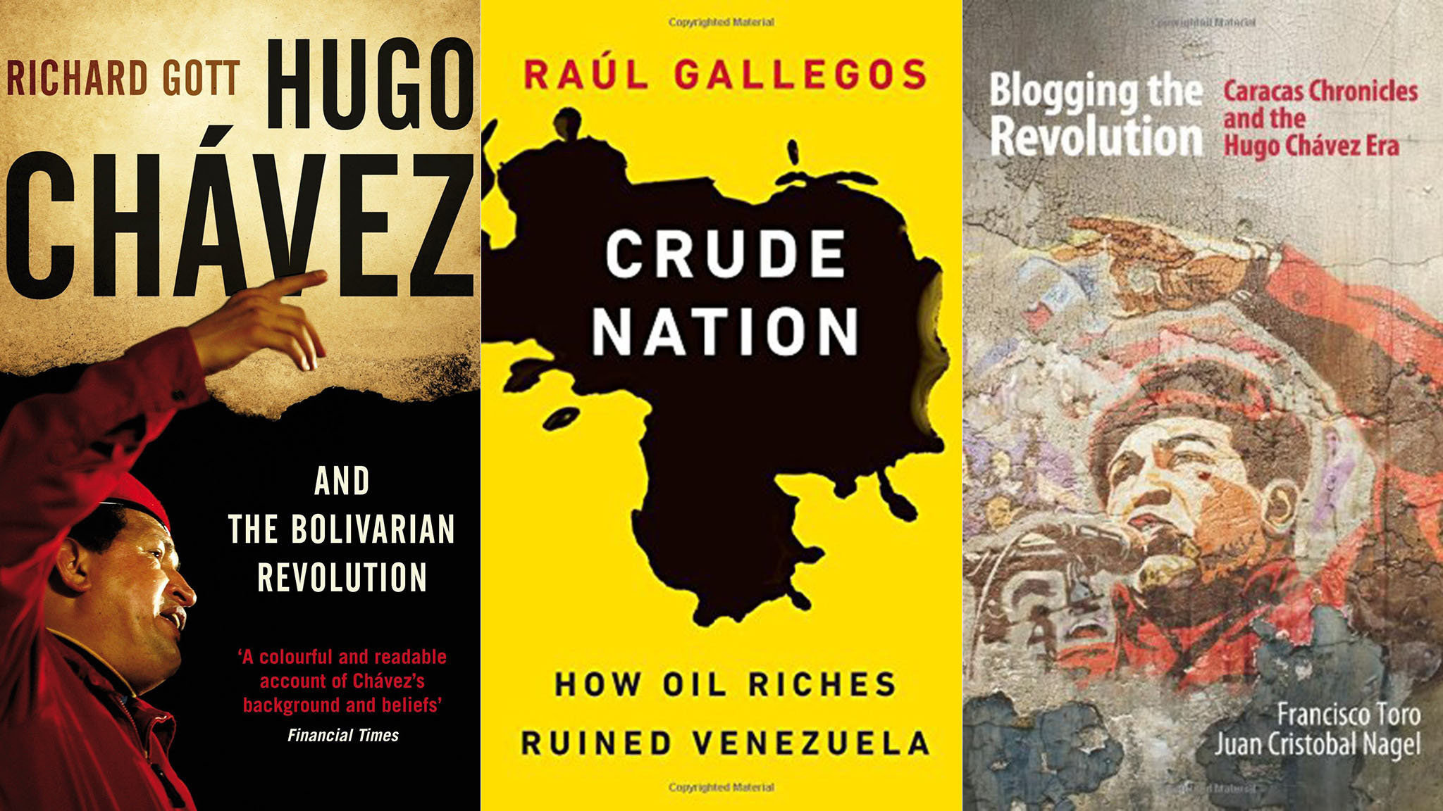 Short essay about venezuela