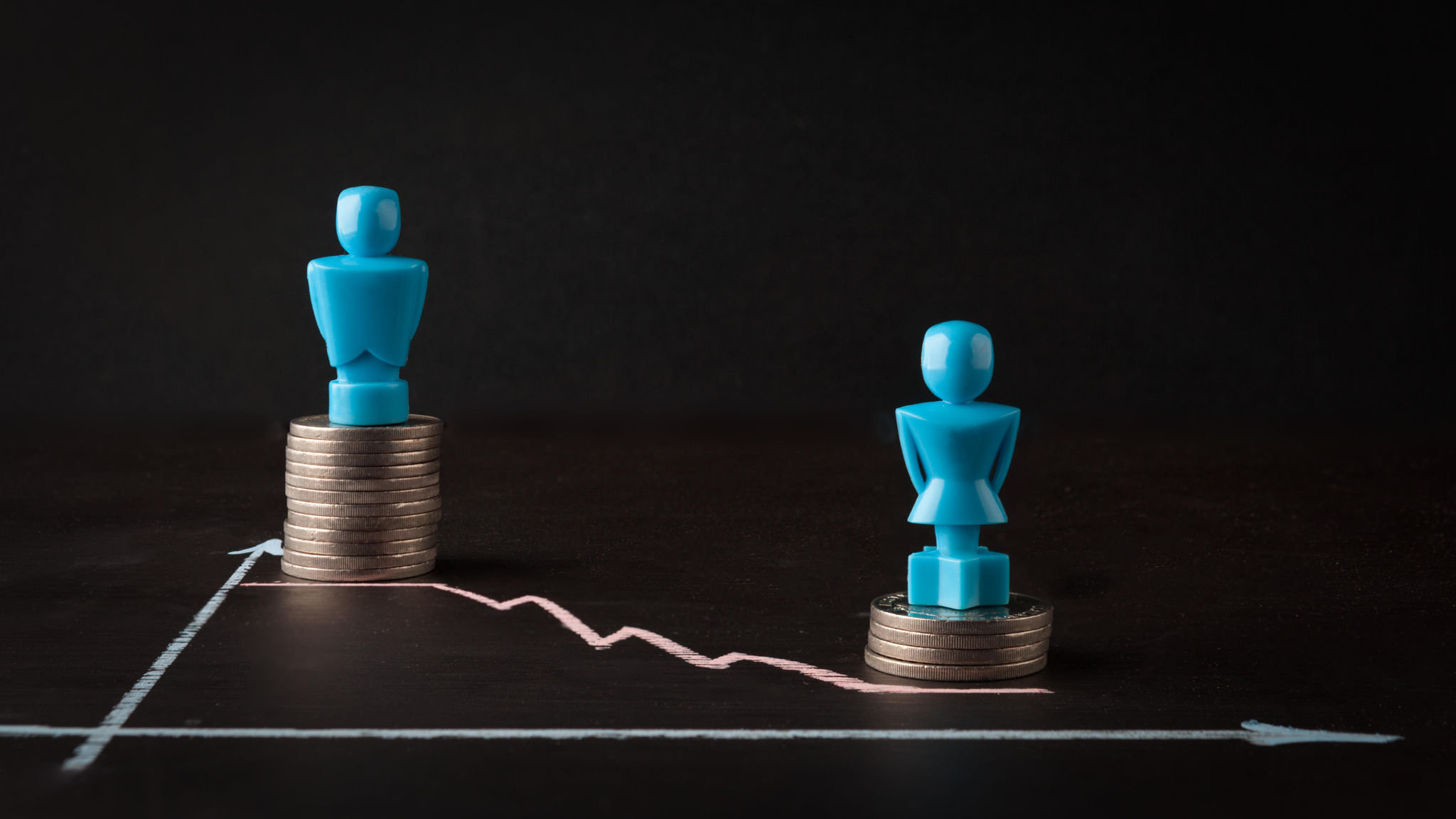 Women going freelance face bigger gender pay gap