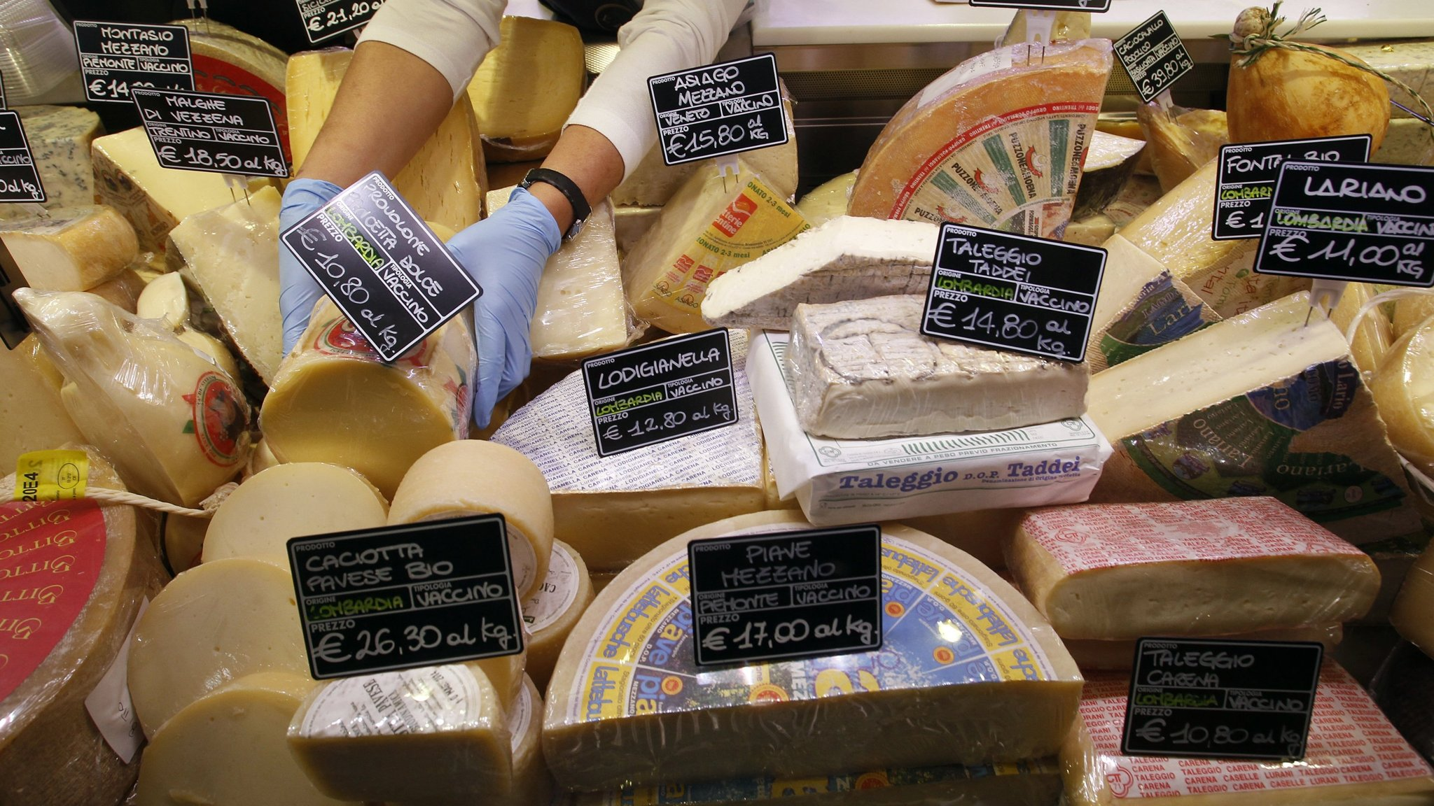 Eataly plans IPO in Milan after US expansion