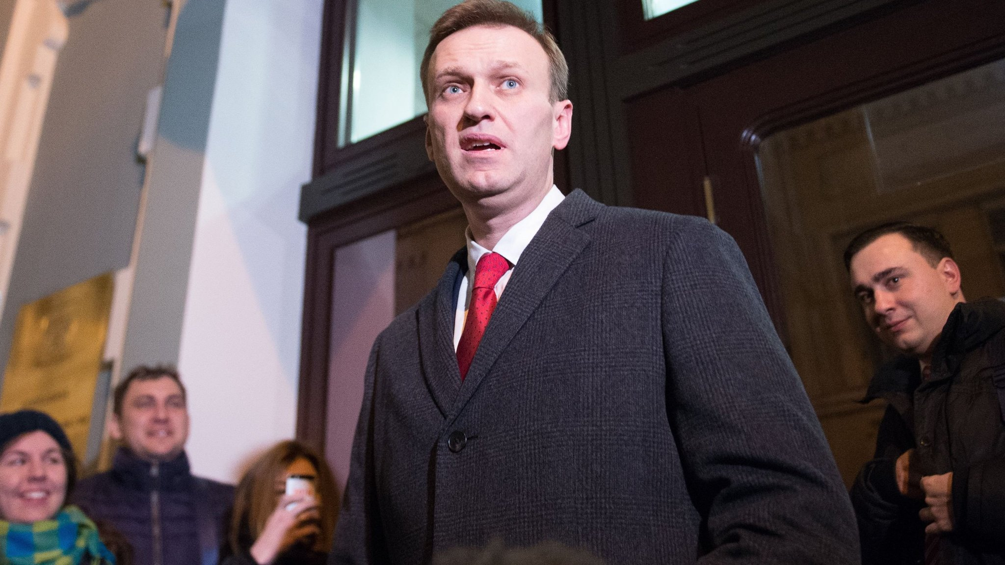 Kremlin warns Alexei Navalny against Russian election protest