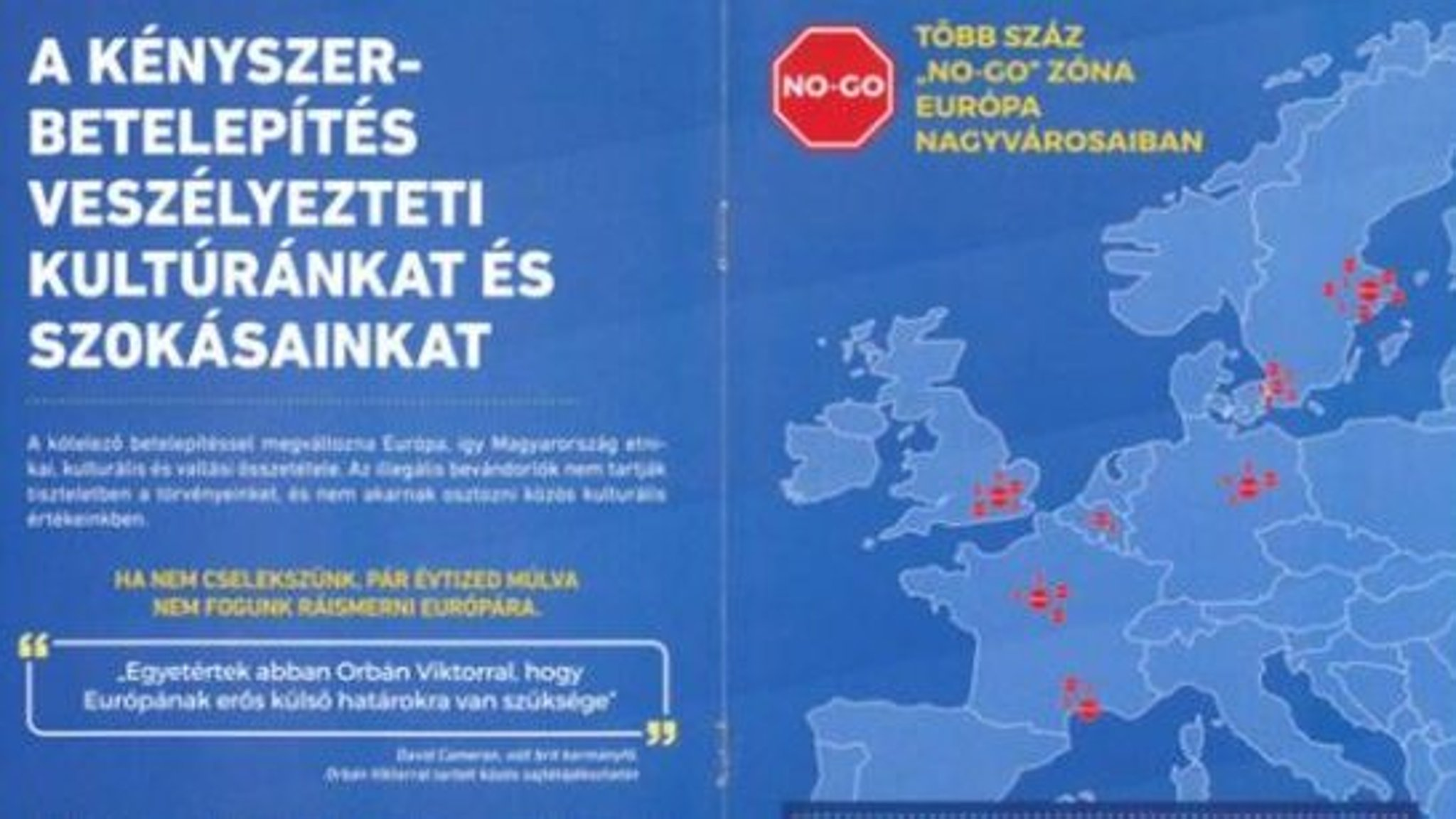 Hungary Says London Is A Nogo Zone Due To Immigration - Sweden no go zones map