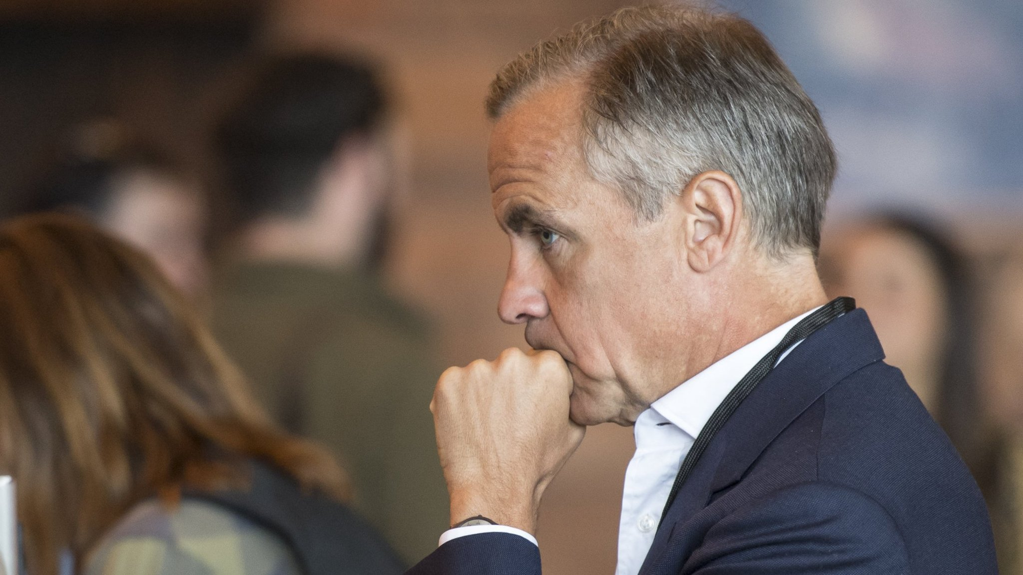 Mark Carney calls for global monetary system to replace the dollar