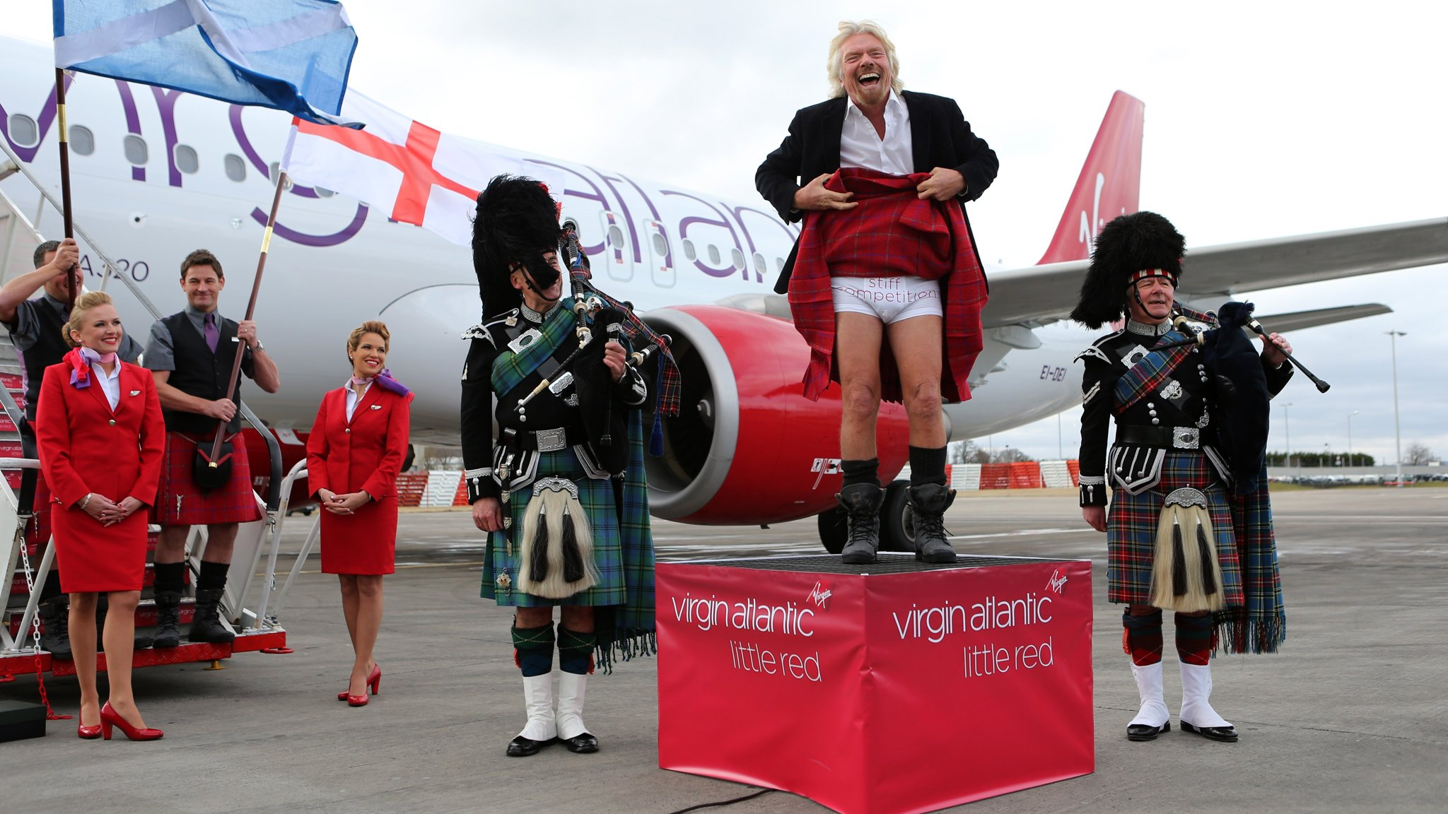 Branson gives up control of Virgin Atlantic in alliance