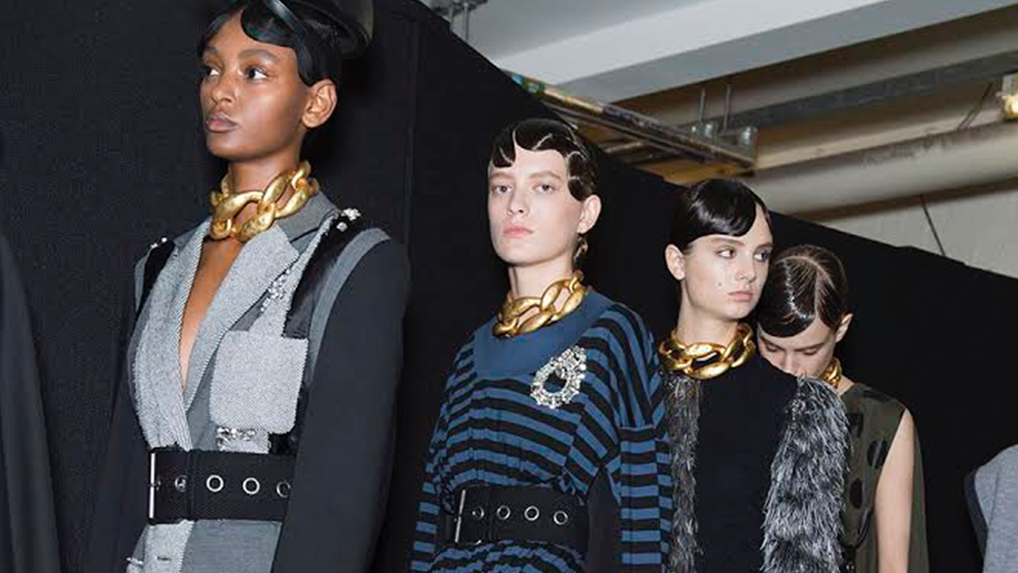 The Best Shows Of London Fashion Week Aw19 Part 2 Financial Times