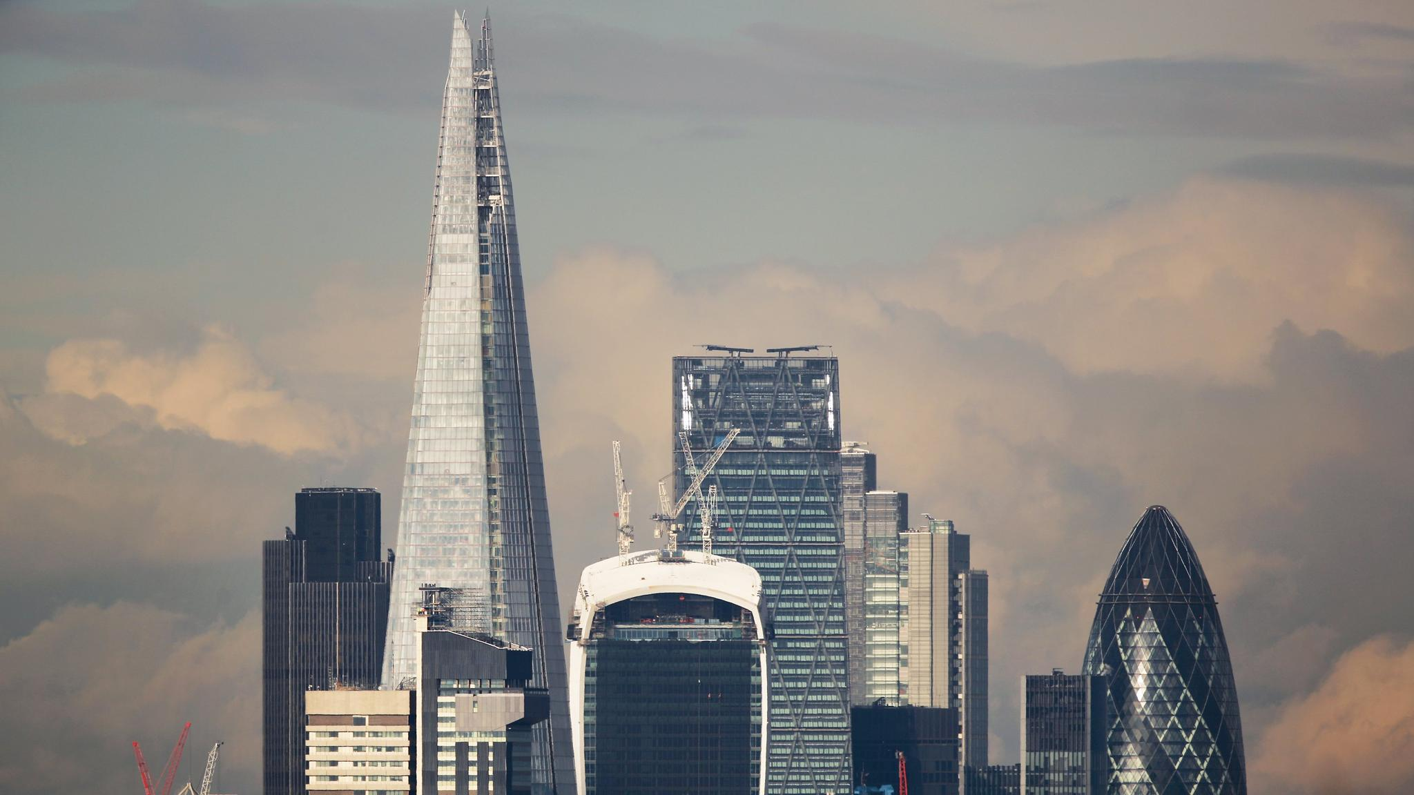 London financial sector's influence weakened by banking crisis