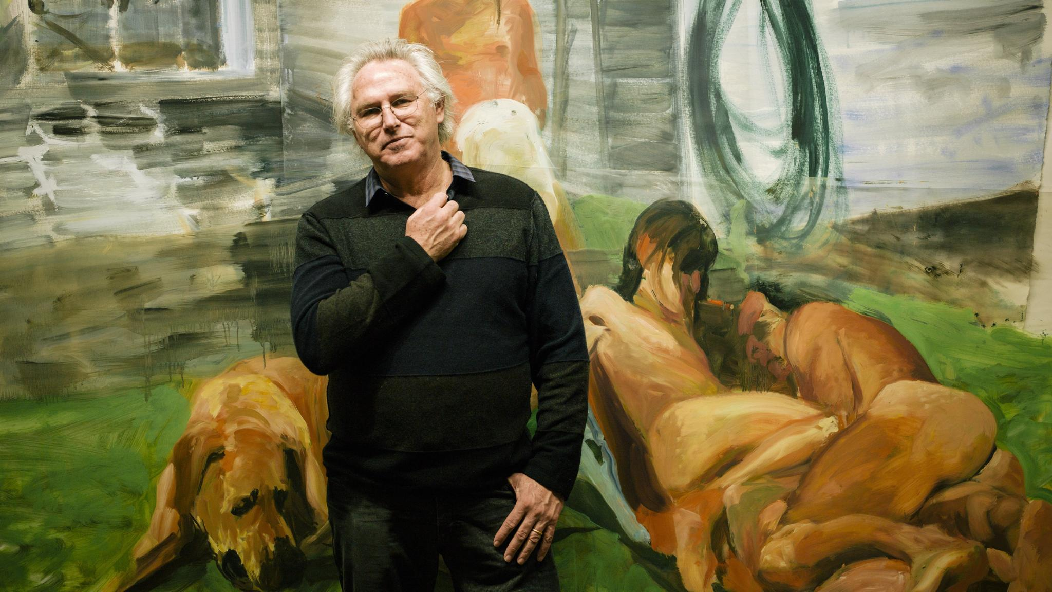 Eric Fischl interview