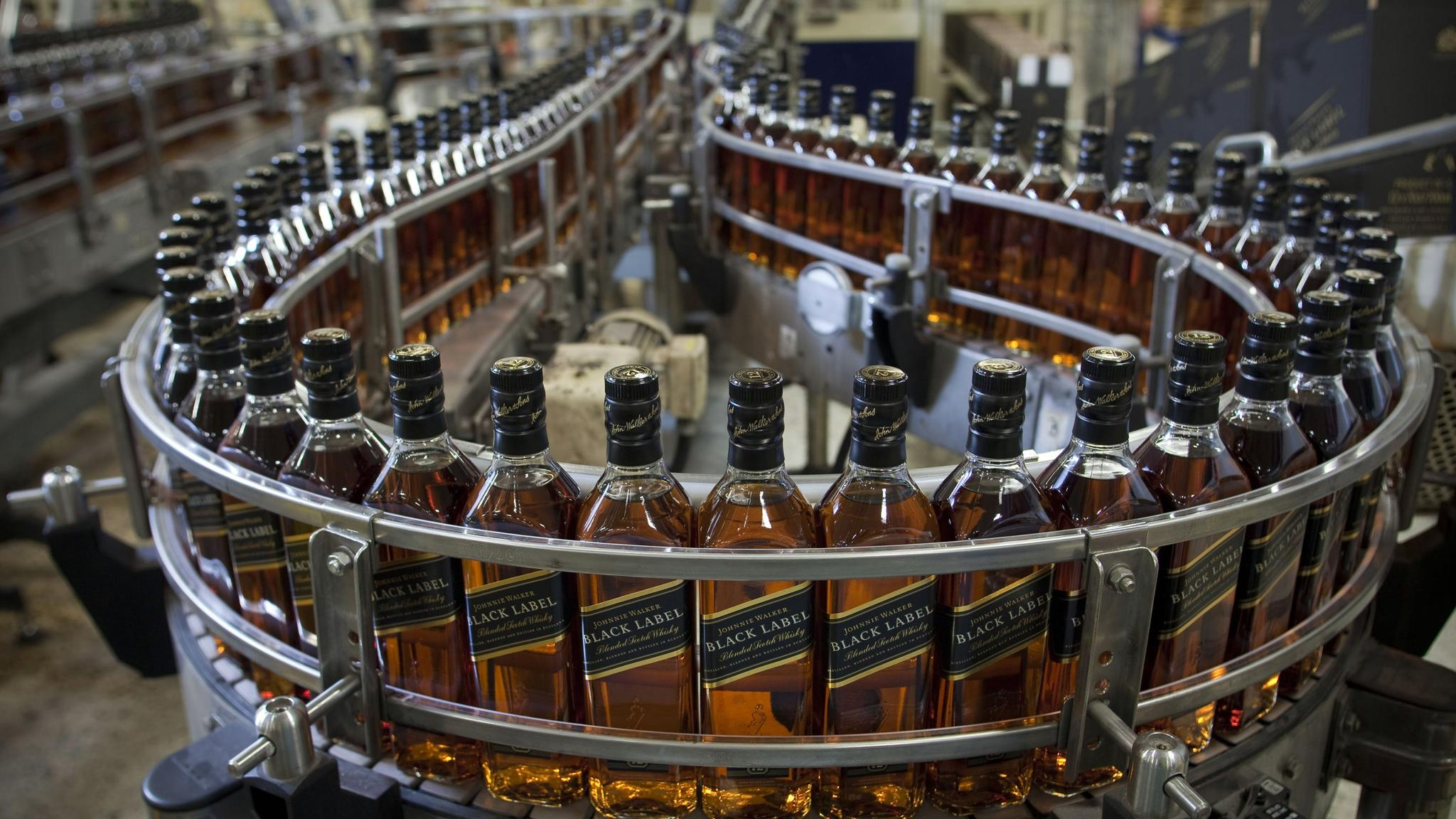 diageo factory document quality control