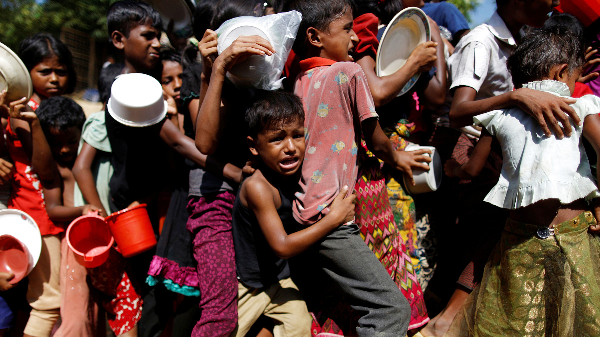 US calls attacks on Rohingya 'ethnic cleansing'
