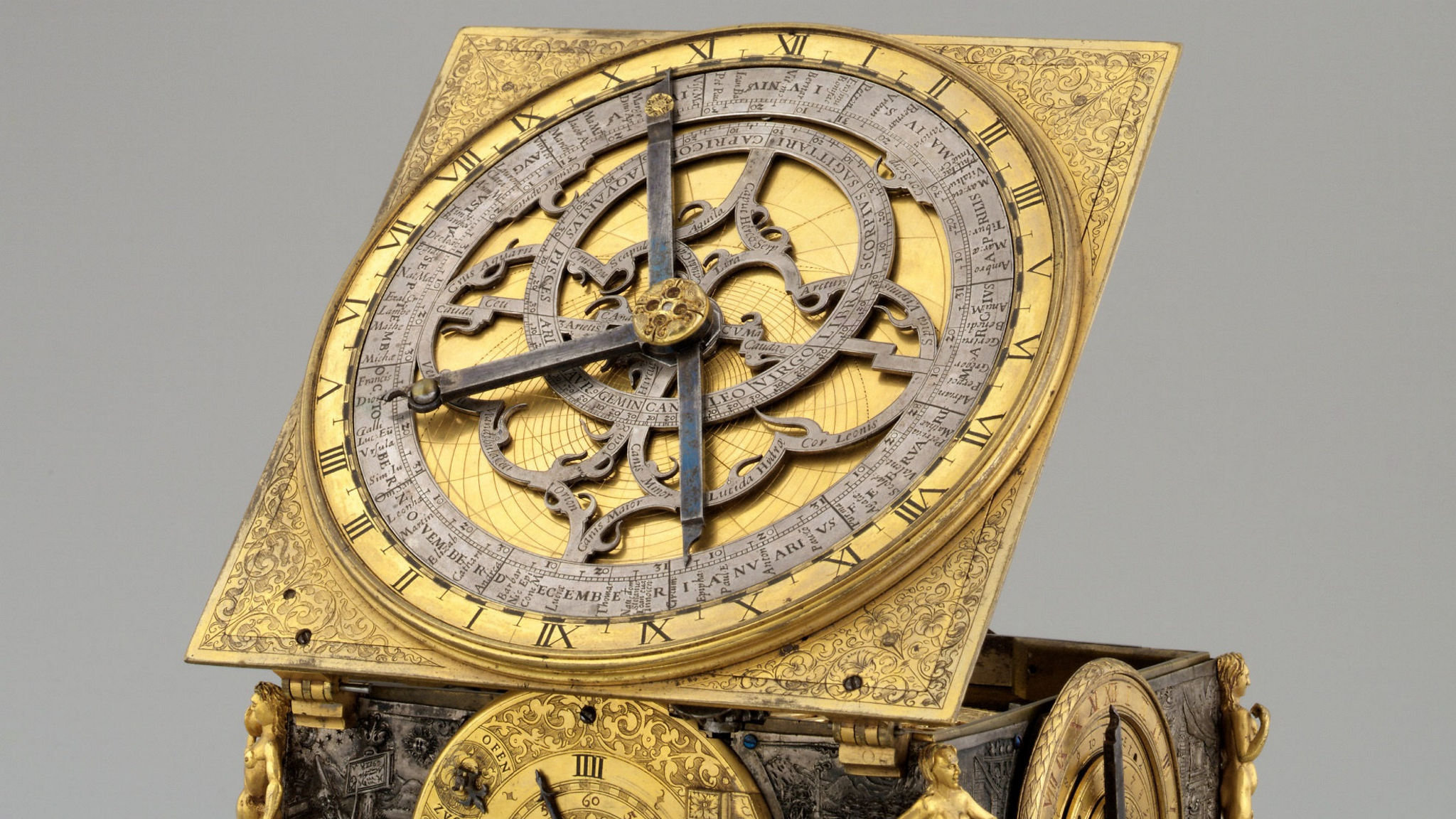 Making Marvels at the Met: mechanical bling that's fit for a king