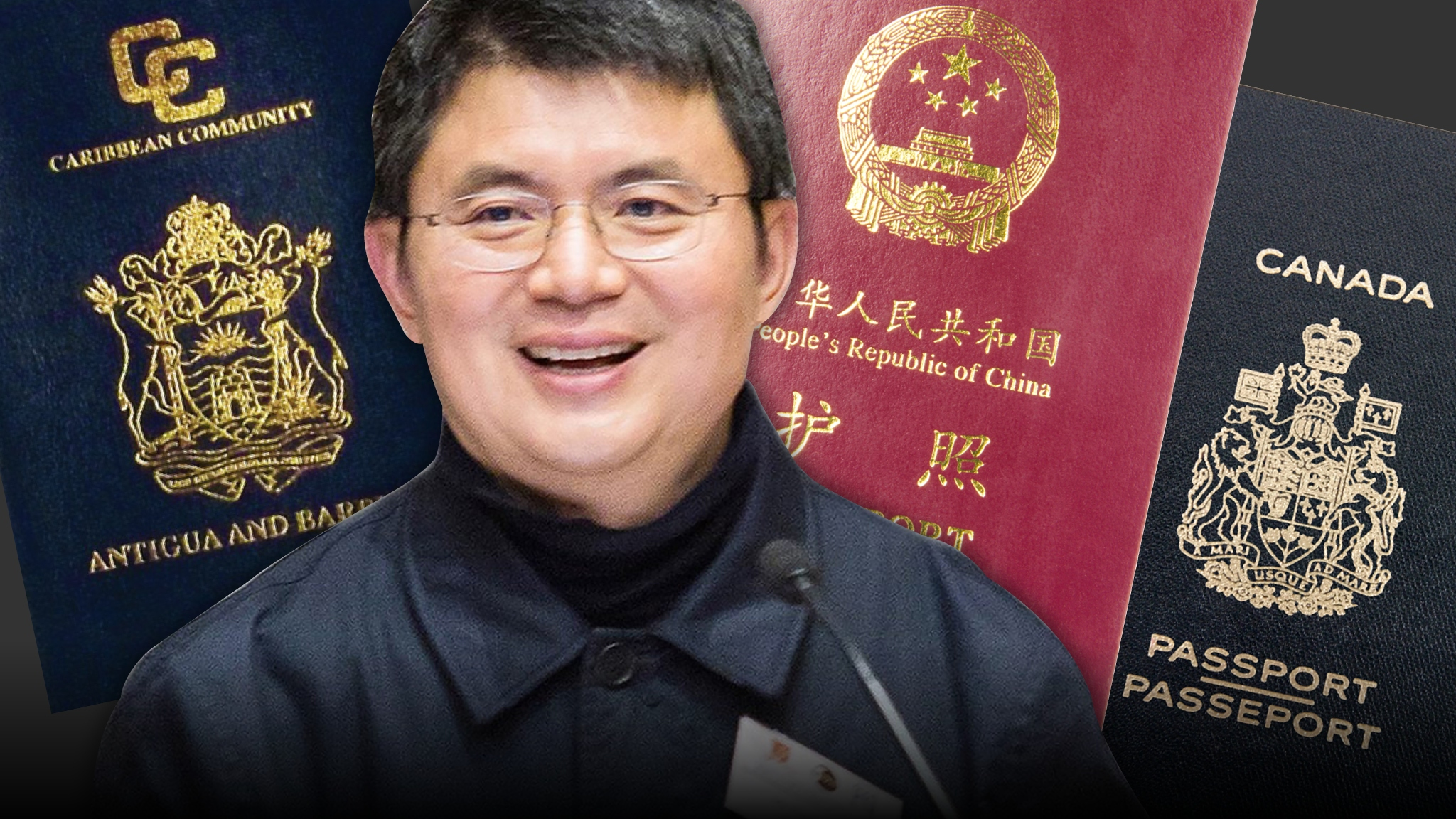 Foreign passports offer little protection for China's elite