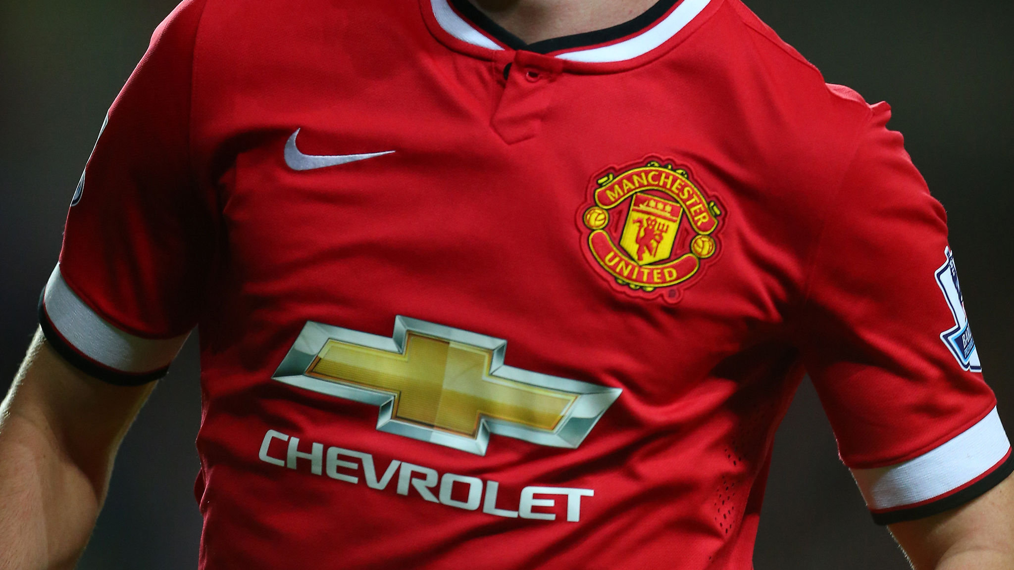Manchester United searches for new shirt sponsor